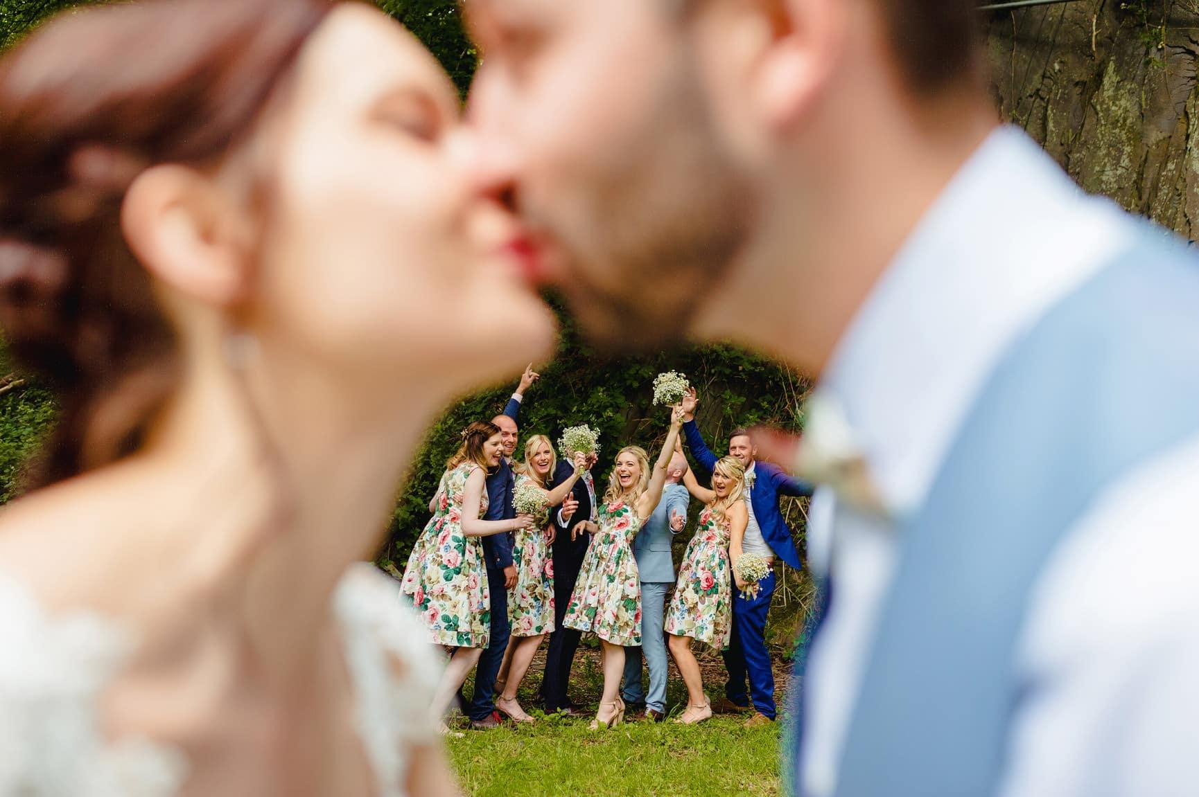 Fforest Wedding, Cardigan, Wales - Lauren and Gareth 137