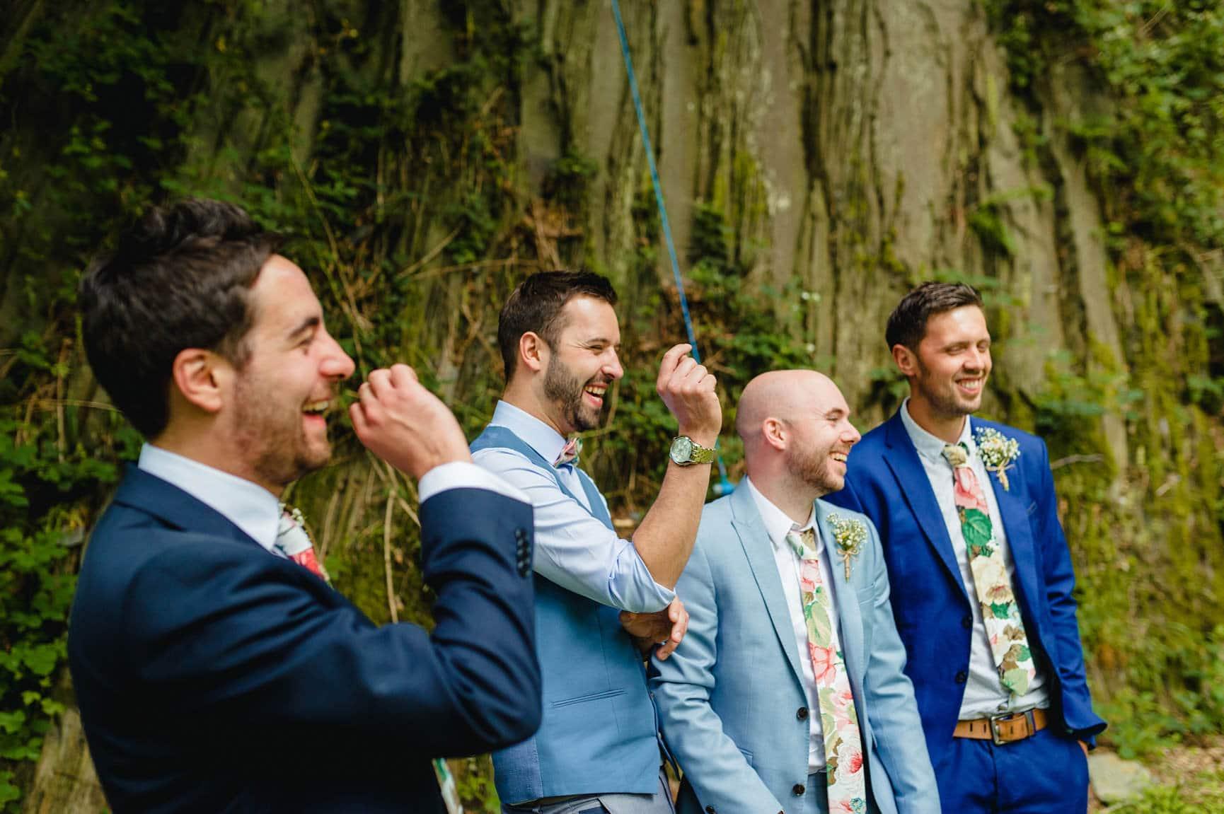 Fforest Wedding, Cardigan, Wales - Lauren and Gareth 155
