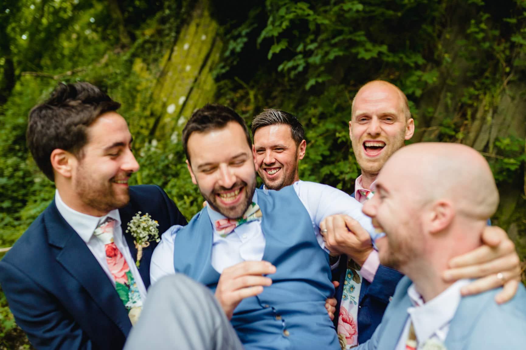 Fforest Wedding, Cardigan, Wales - Lauren and Gareth 160