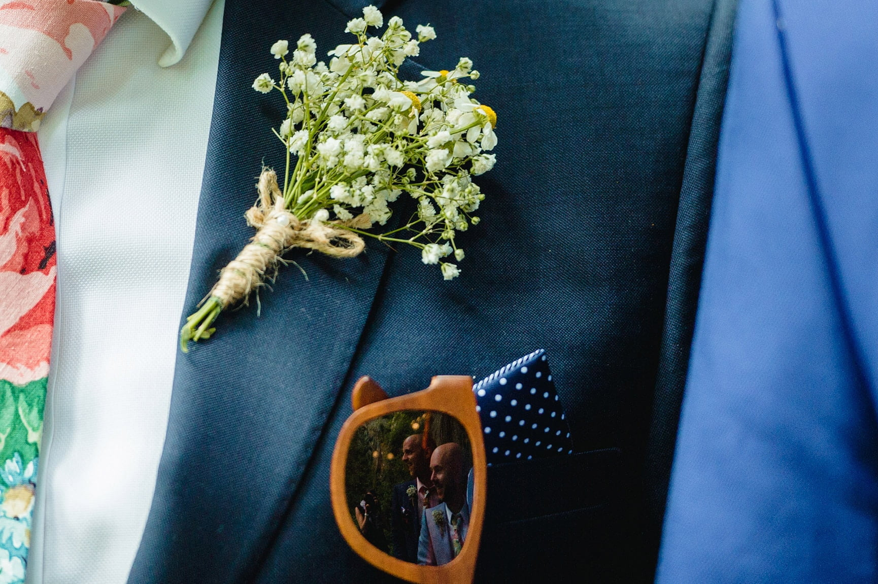 Fforest Wedding, Cardigan, Wales - Lauren and Gareth 156