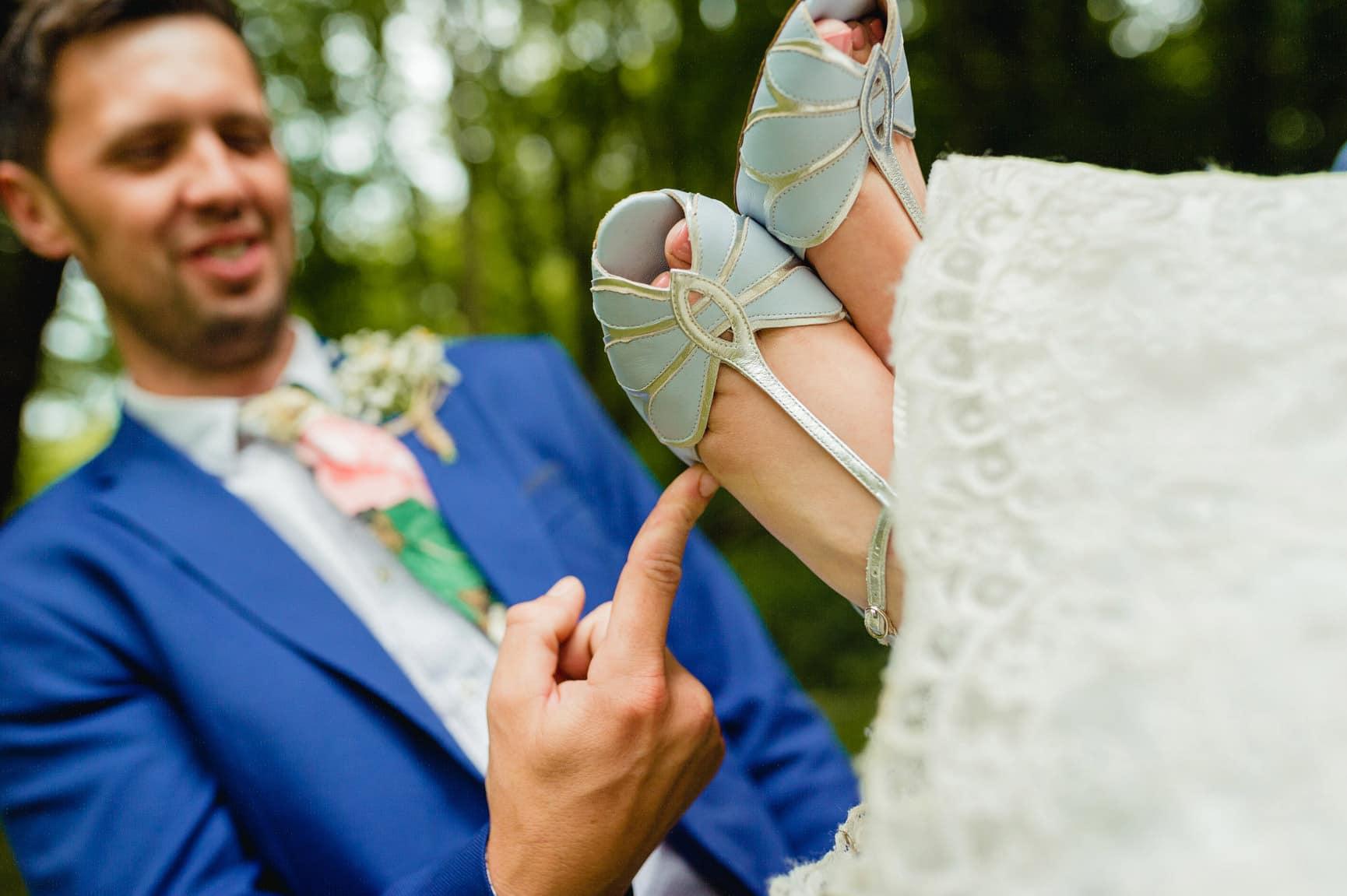 Fforest Wedding, Cardigan, Wales - Lauren and Gareth 163