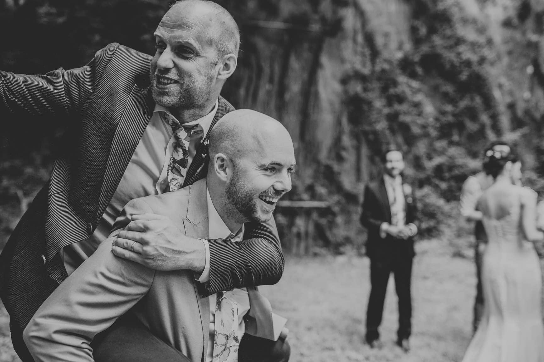 Fforest Wedding, Cardigan, Wales - Lauren and Gareth 176