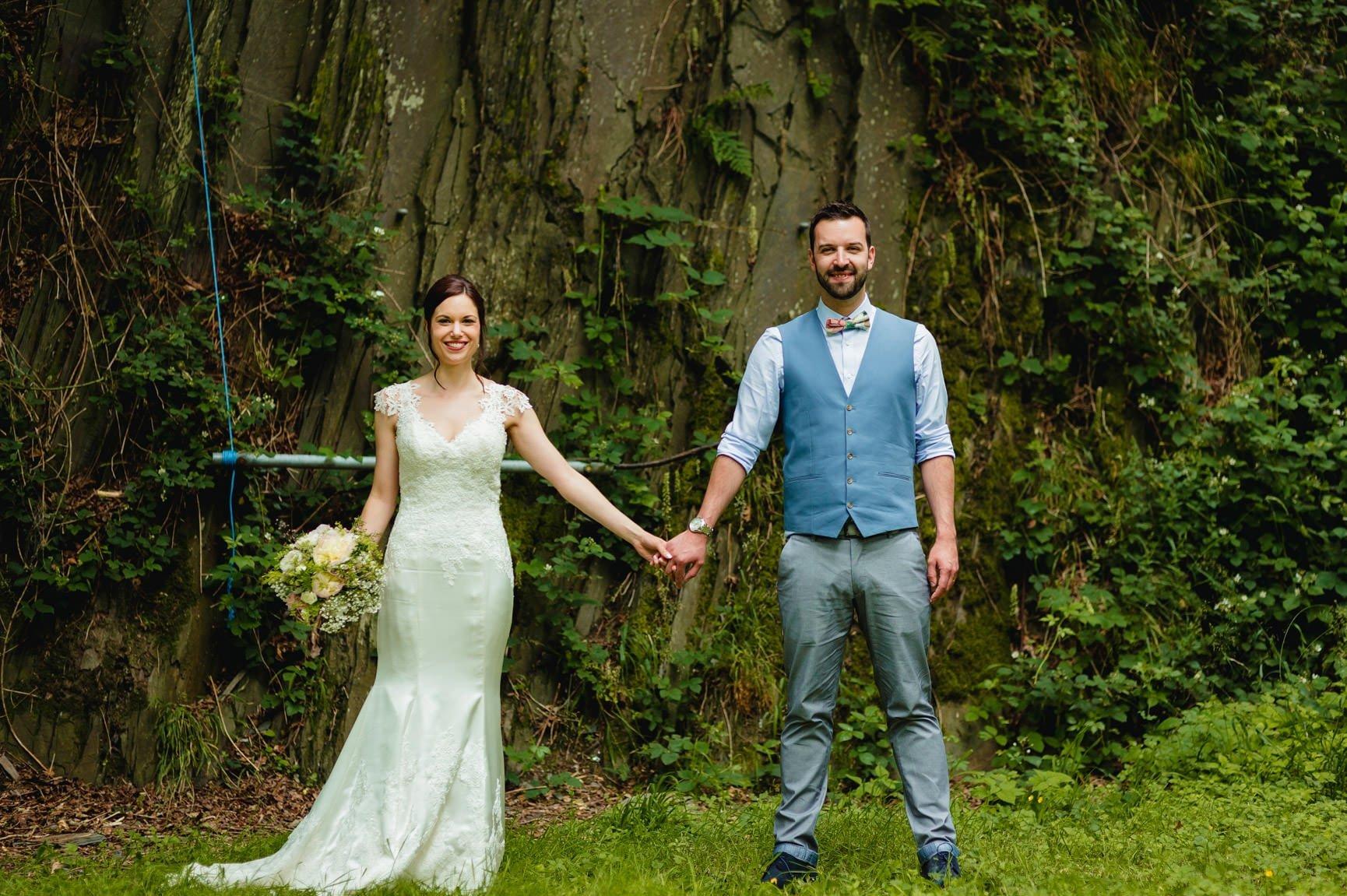 Fforest Wedding, Cardigan, Wales - Lauren and Gareth 180