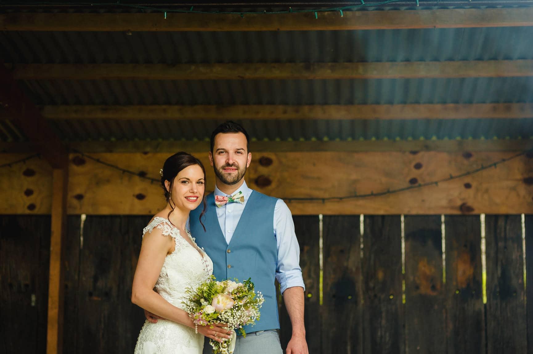 Fforest Wedding, Cardigan, Wales - Lauren and Gareth 189