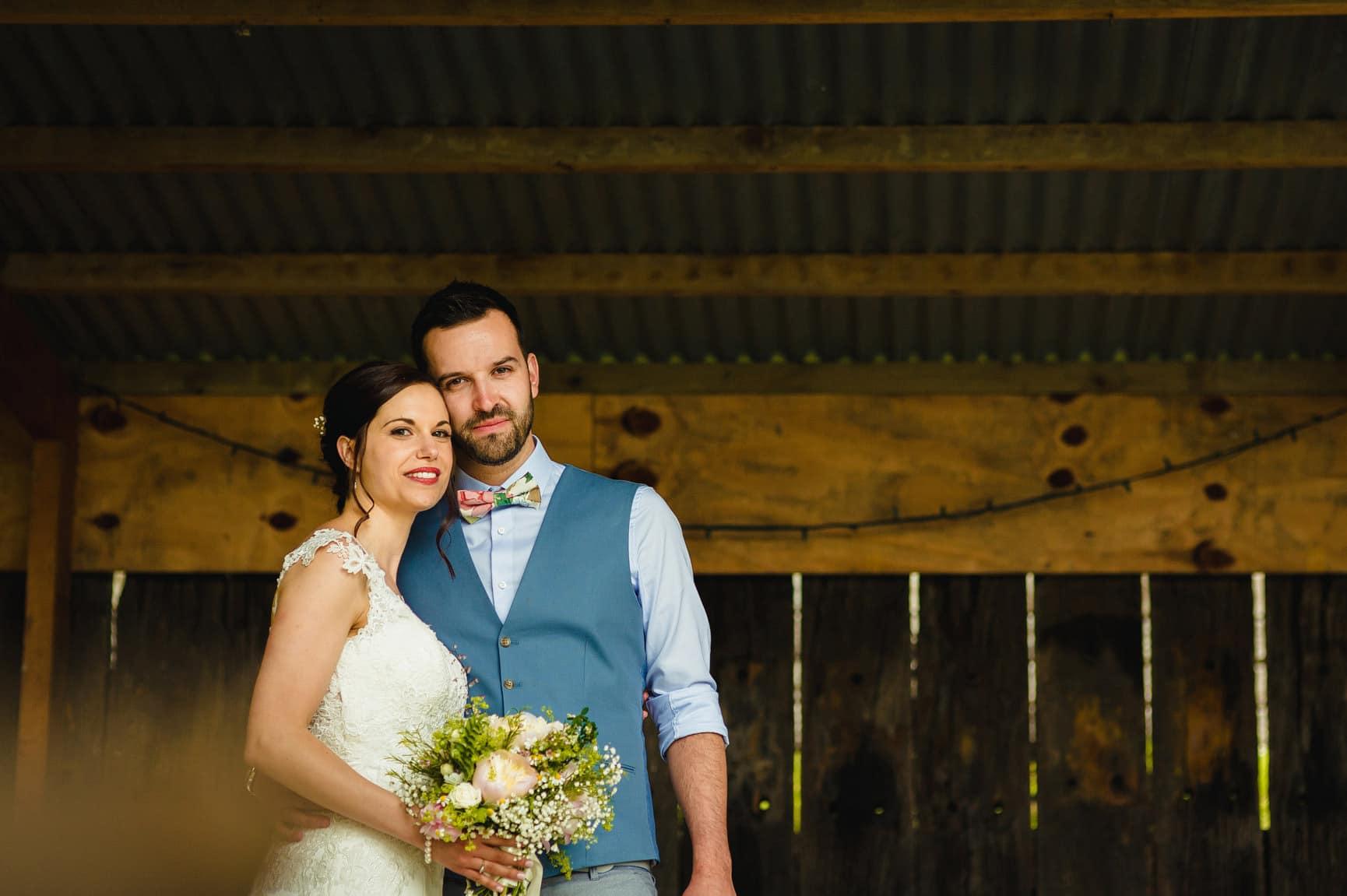 Fforest Wedding, Cardigan, Wales - Lauren and Gareth 151