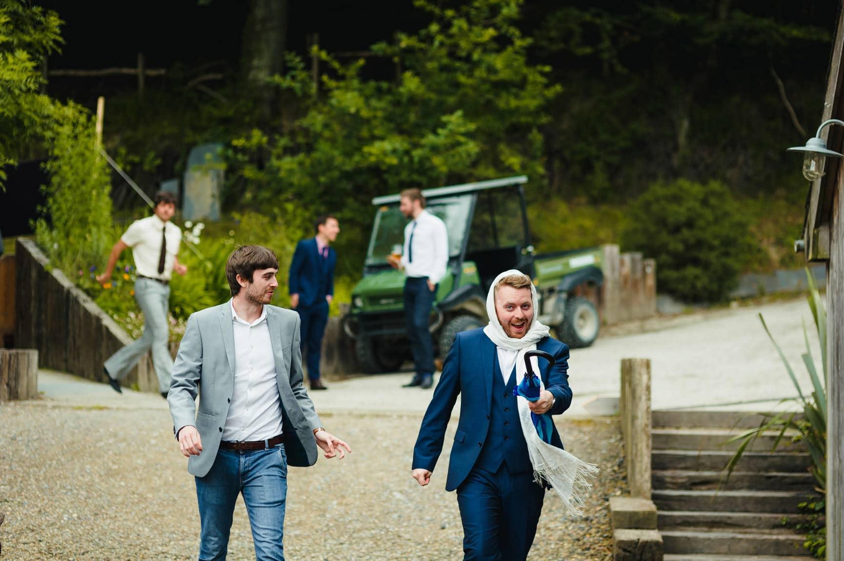 Fforest Wedding, Cardigan, Wales - Lauren and Gareth 169