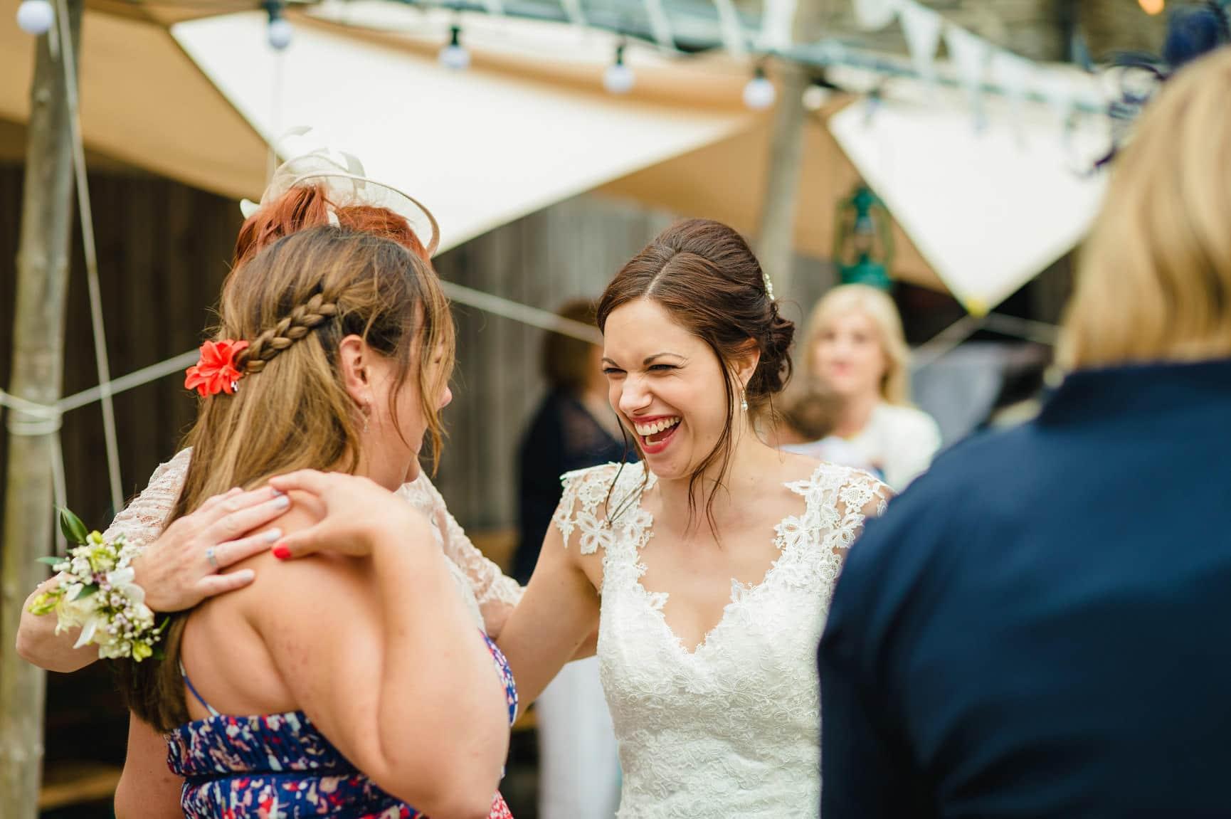 Fforest Wedding, Cardigan, Wales - Lauren and Gareth 167