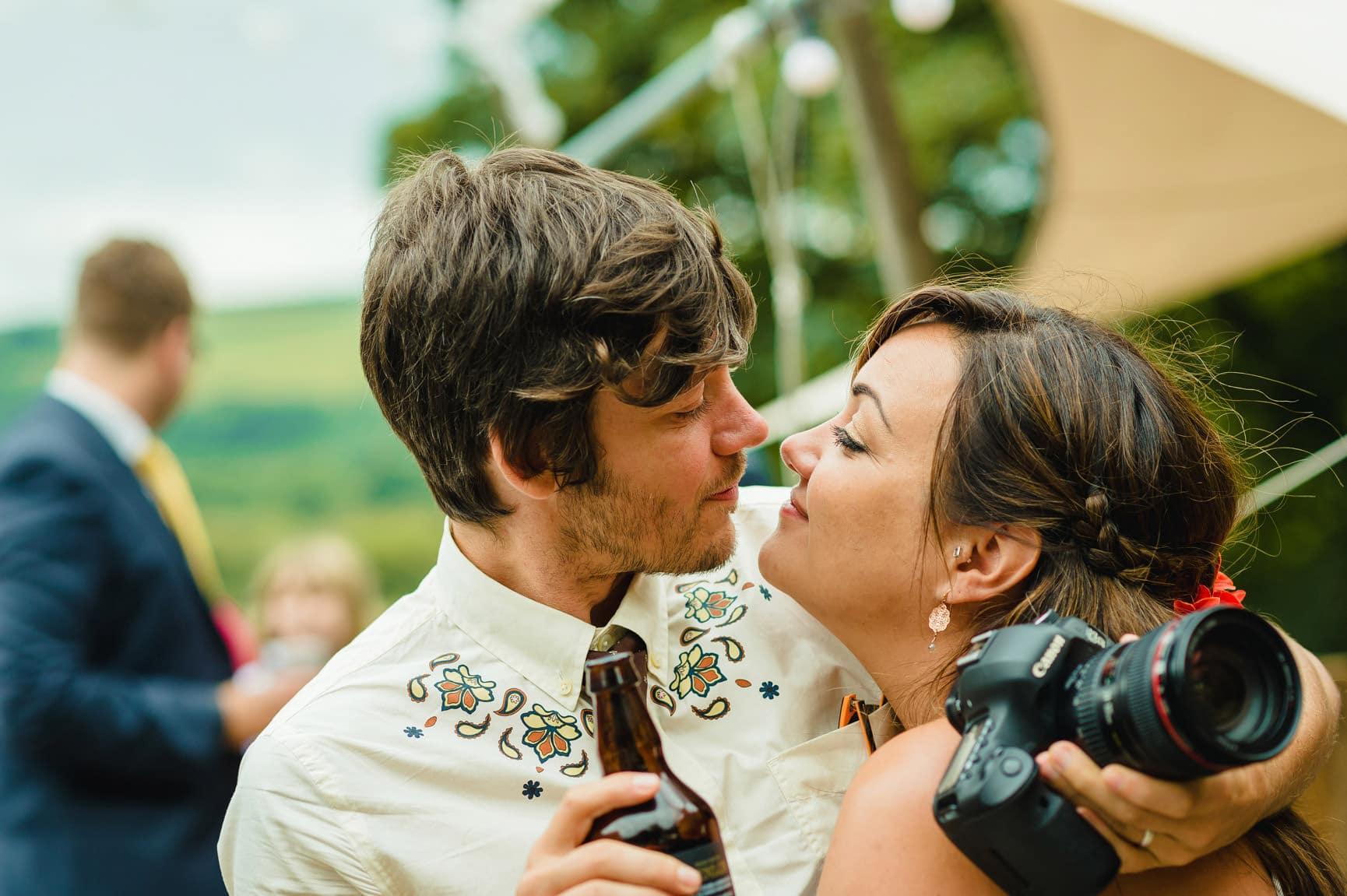 Fforest Wedding, Cardigan, Wales - Lauren and Gareth 182