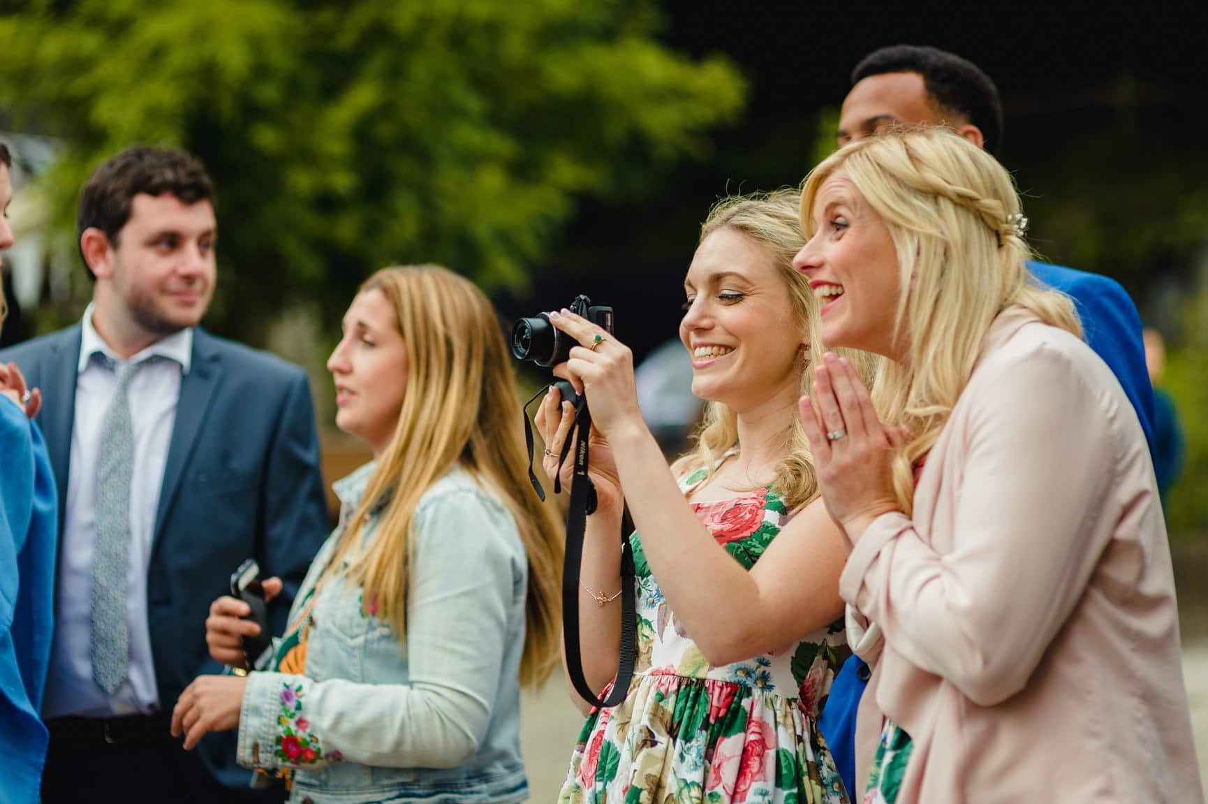 Fforest Wedding, Cardigan, Wales - Lauren and Gareth 193