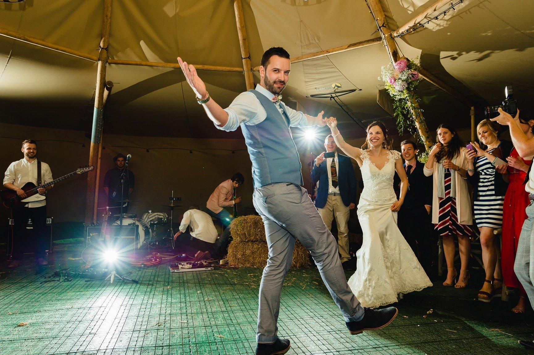 Fforest Wedding, Cardigan, Wales - Lauren and Gareth 201
