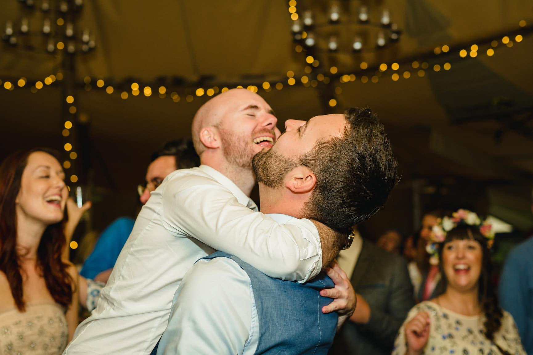 Fforest Wedding, Cardigan, Wales - Lauren and Gareth 202