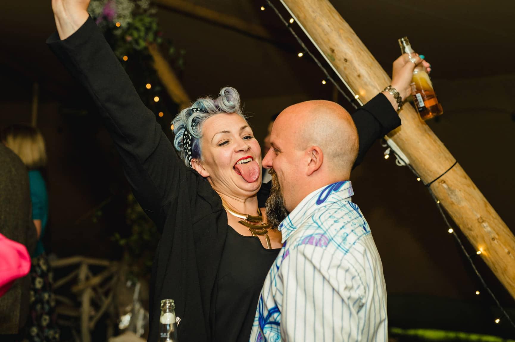Fforest Wedding, Cardigan, Wales - Lauren and Gareth 203