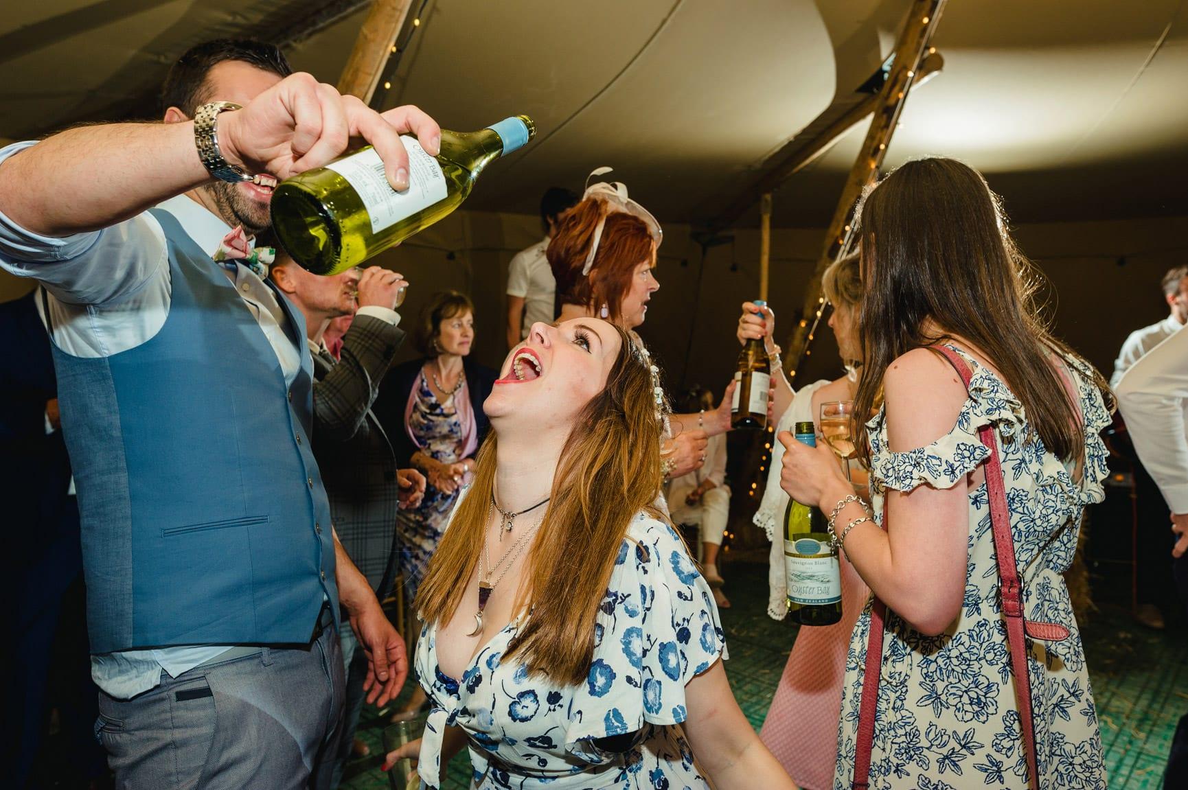 Fforest Wedding, Cardigan, Wales - Lauren and Gareth 204