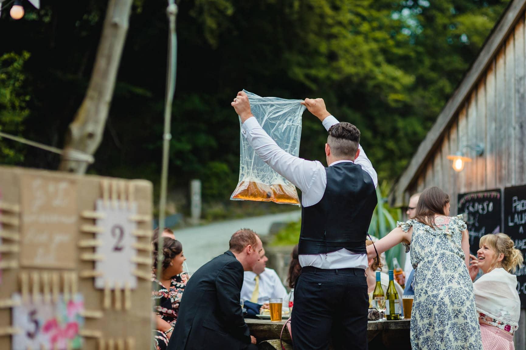 Fforest Wedding, Cardigan, Wales - Lauren and Gareth 187