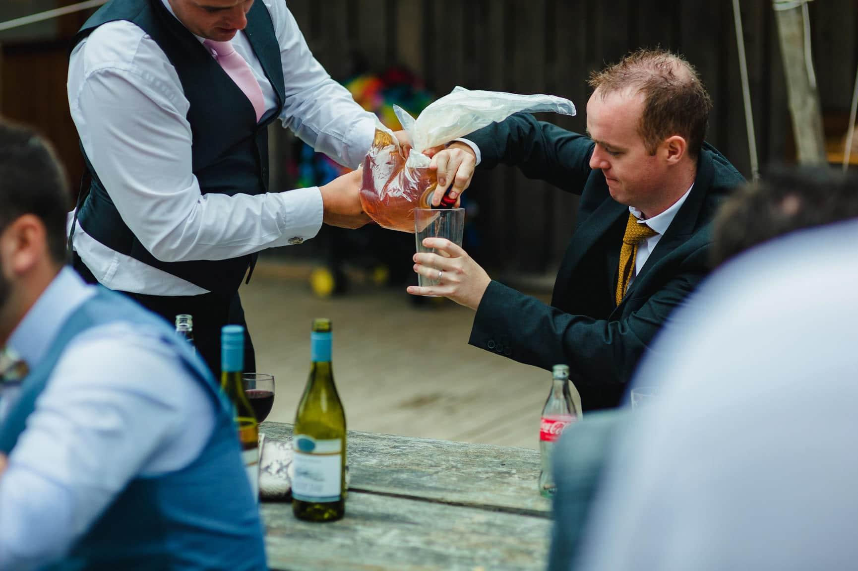 Fforest Wedding, Cardigan, Wales - Lauren and Gareth 200