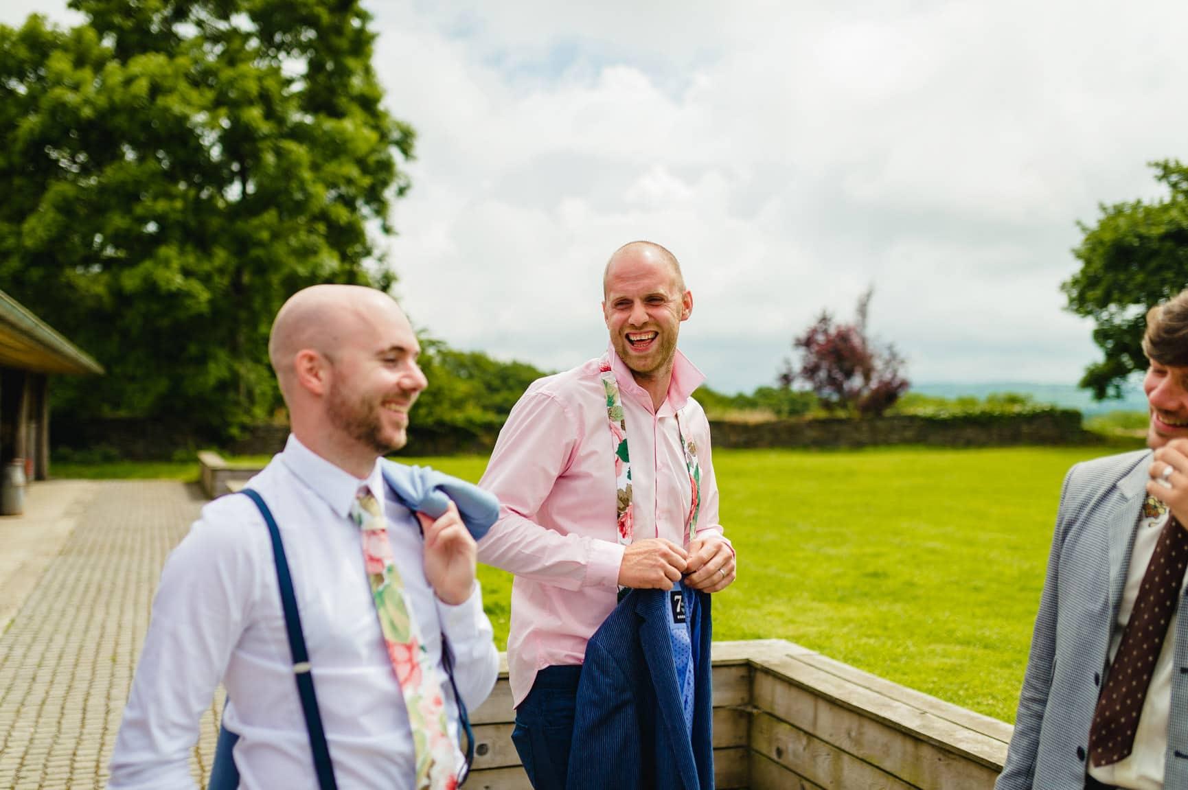 Fforest Wedding, Cardigan, Wales - Lauren and Gareth 3