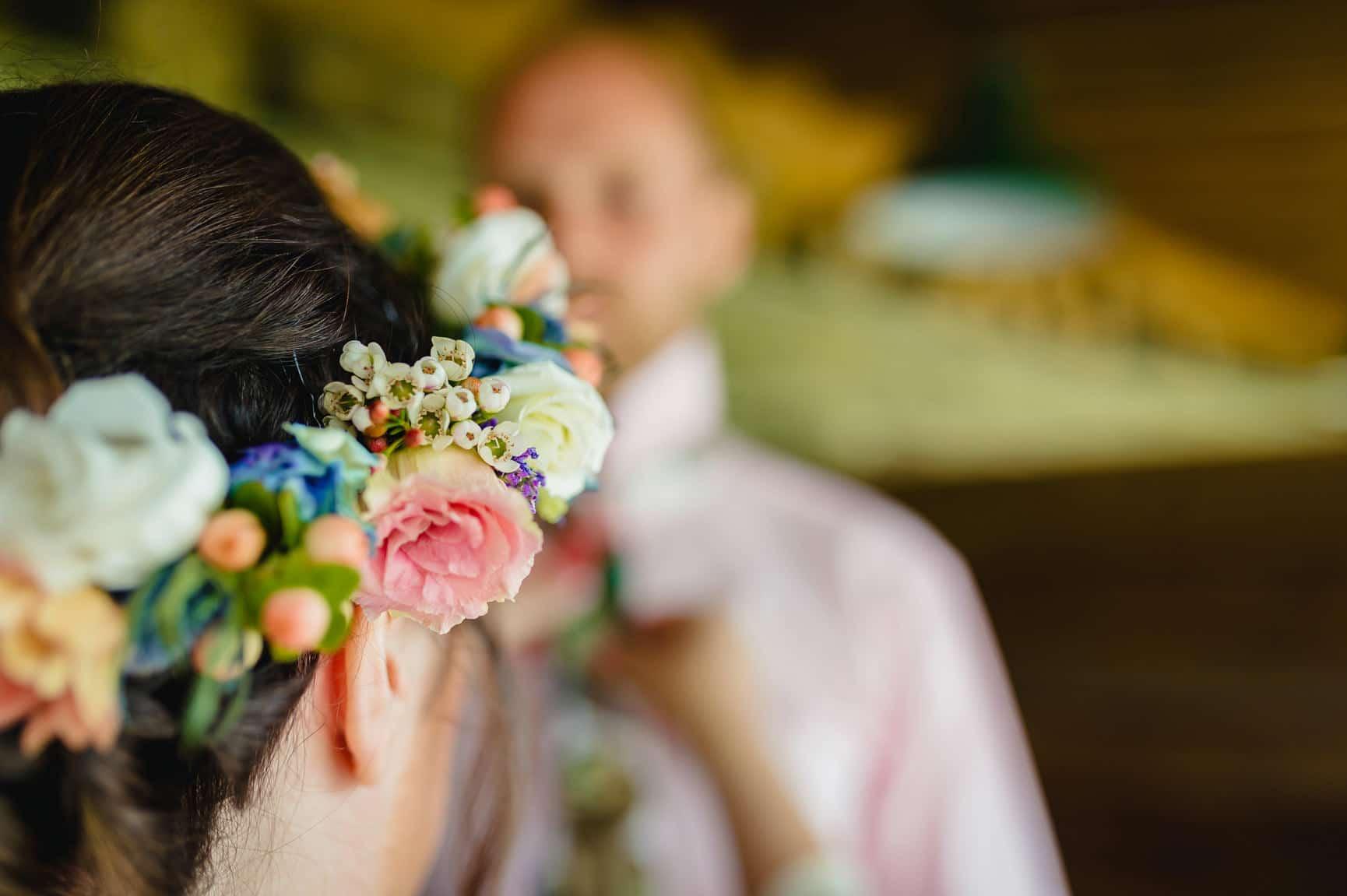 Fforest Wedding, Cardigan, Wales - Lauren and Gareth 26