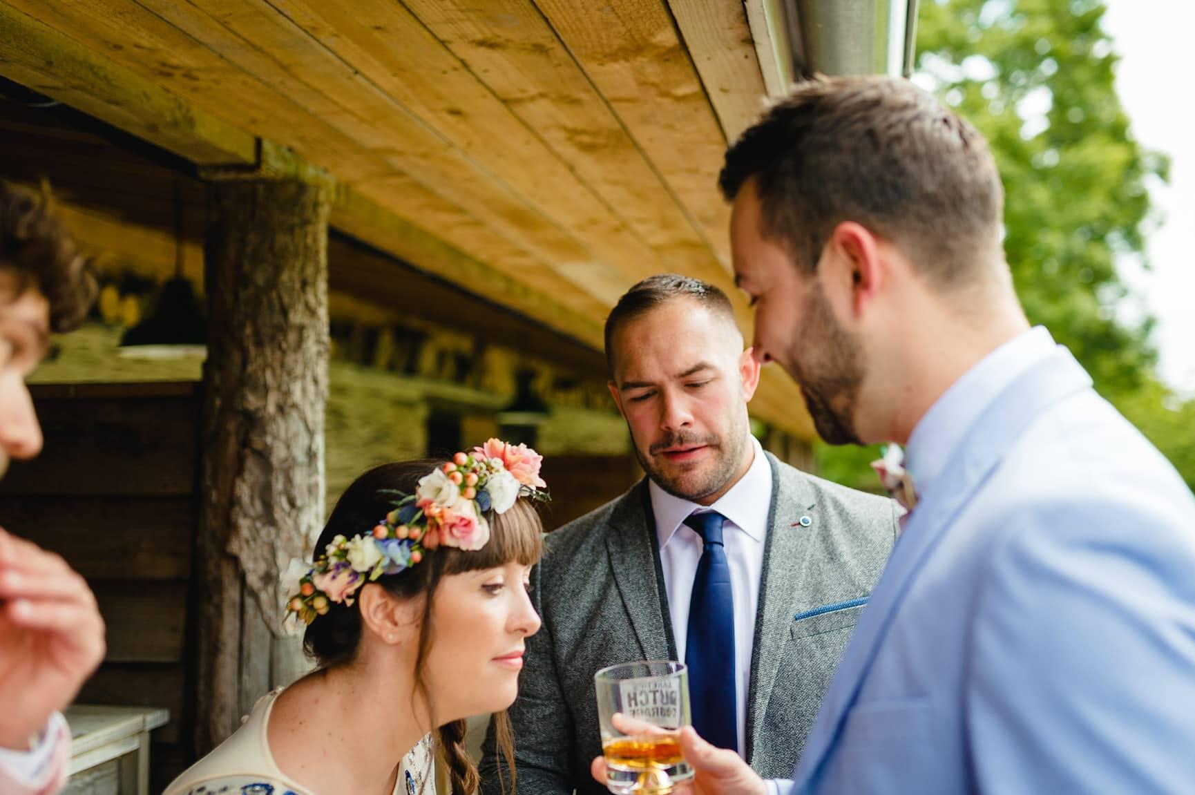Fforest Wedding, Cardigan, Wales - Lauren and Gareth 33