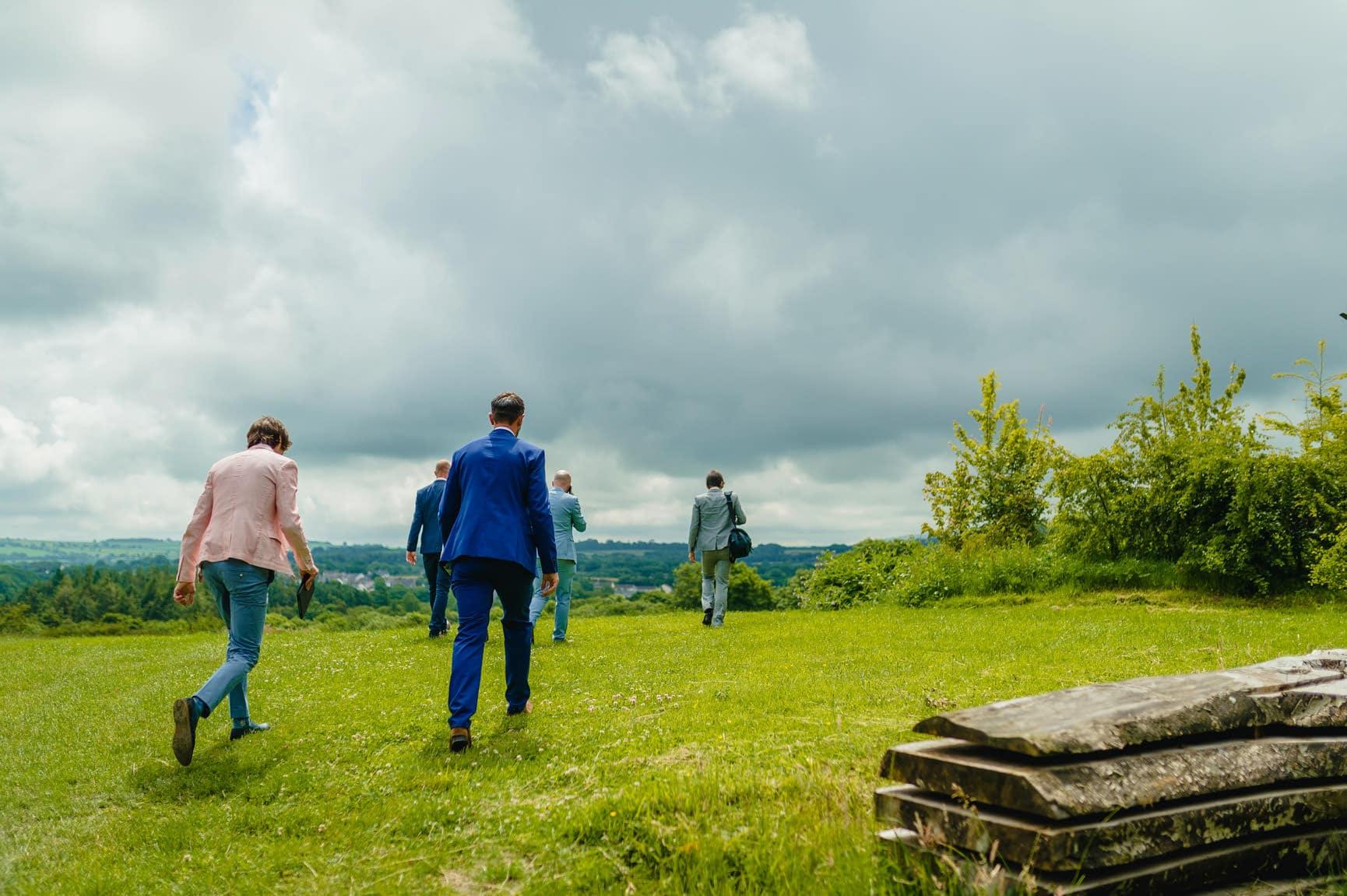 Fforest Wedding, Cardigan, Wales - Lauren and Gareth 41