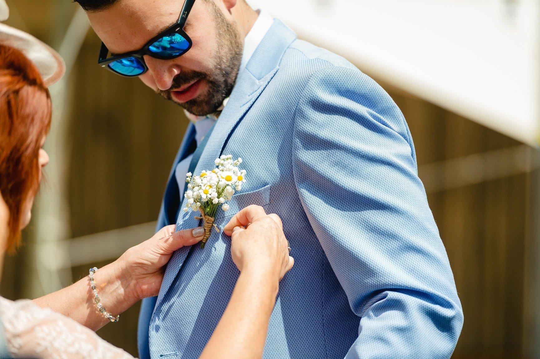 Fforest Wedding, Cardigan, Wales - Lauren and Gareth 24