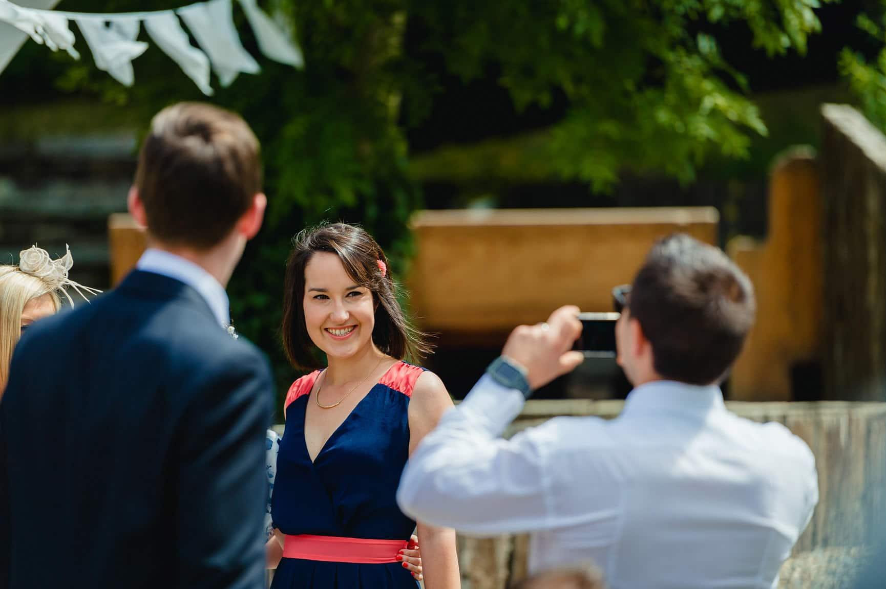 Fforest Wedding, Cardigan, Wales - Lauren and Gareth 19