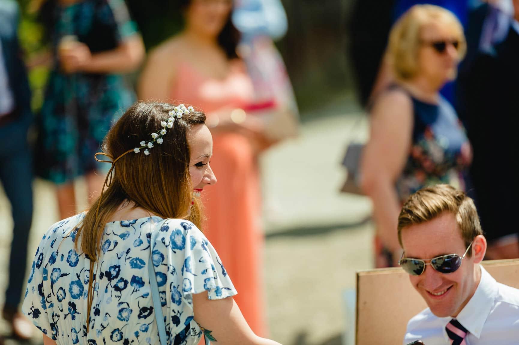 Fforest Wedding, Cardigan, Wales - Lauren and Gareth 21