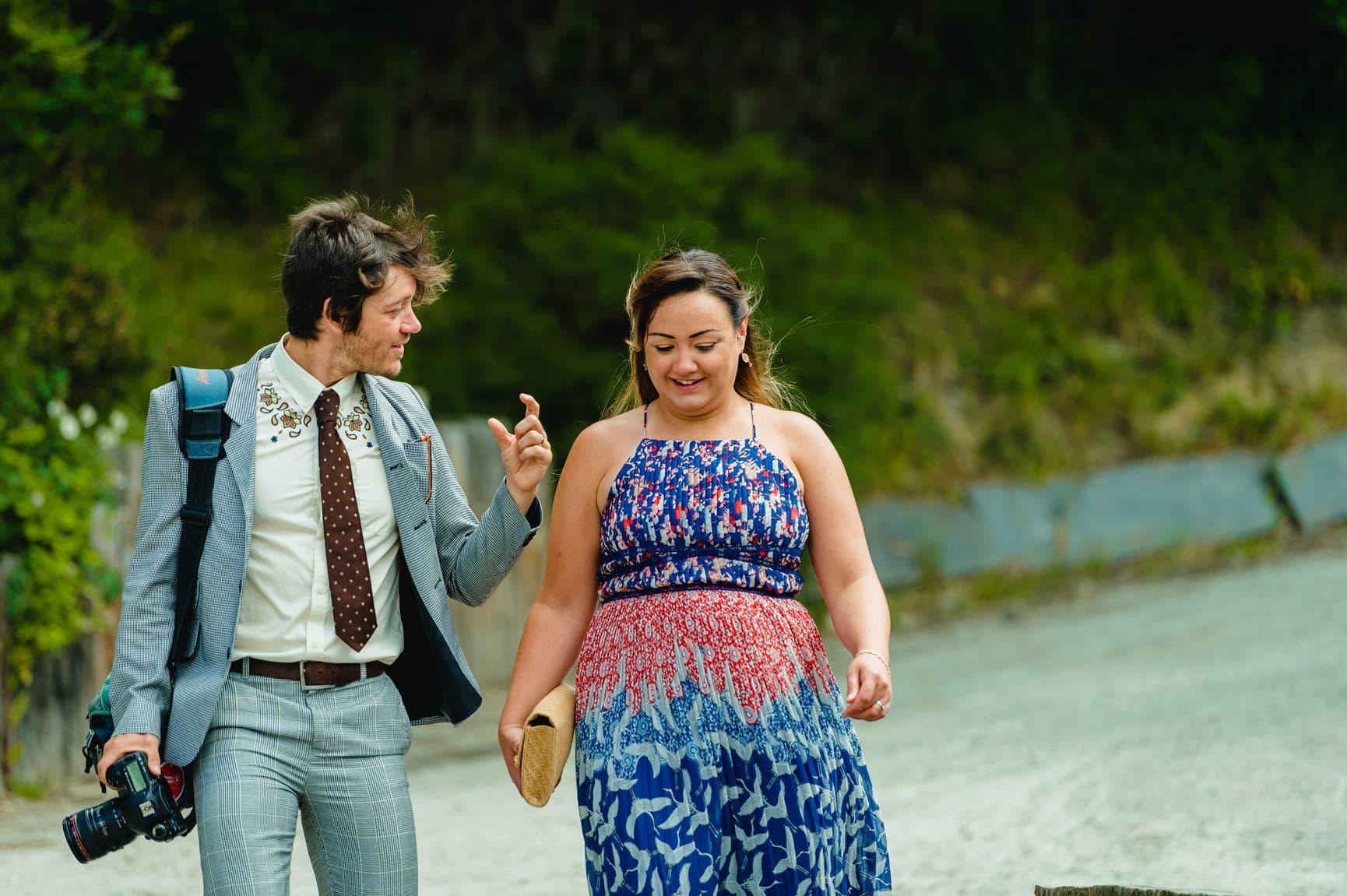 Fforest Wedding, Cardigan, Wales - Lauren and Gareth 51