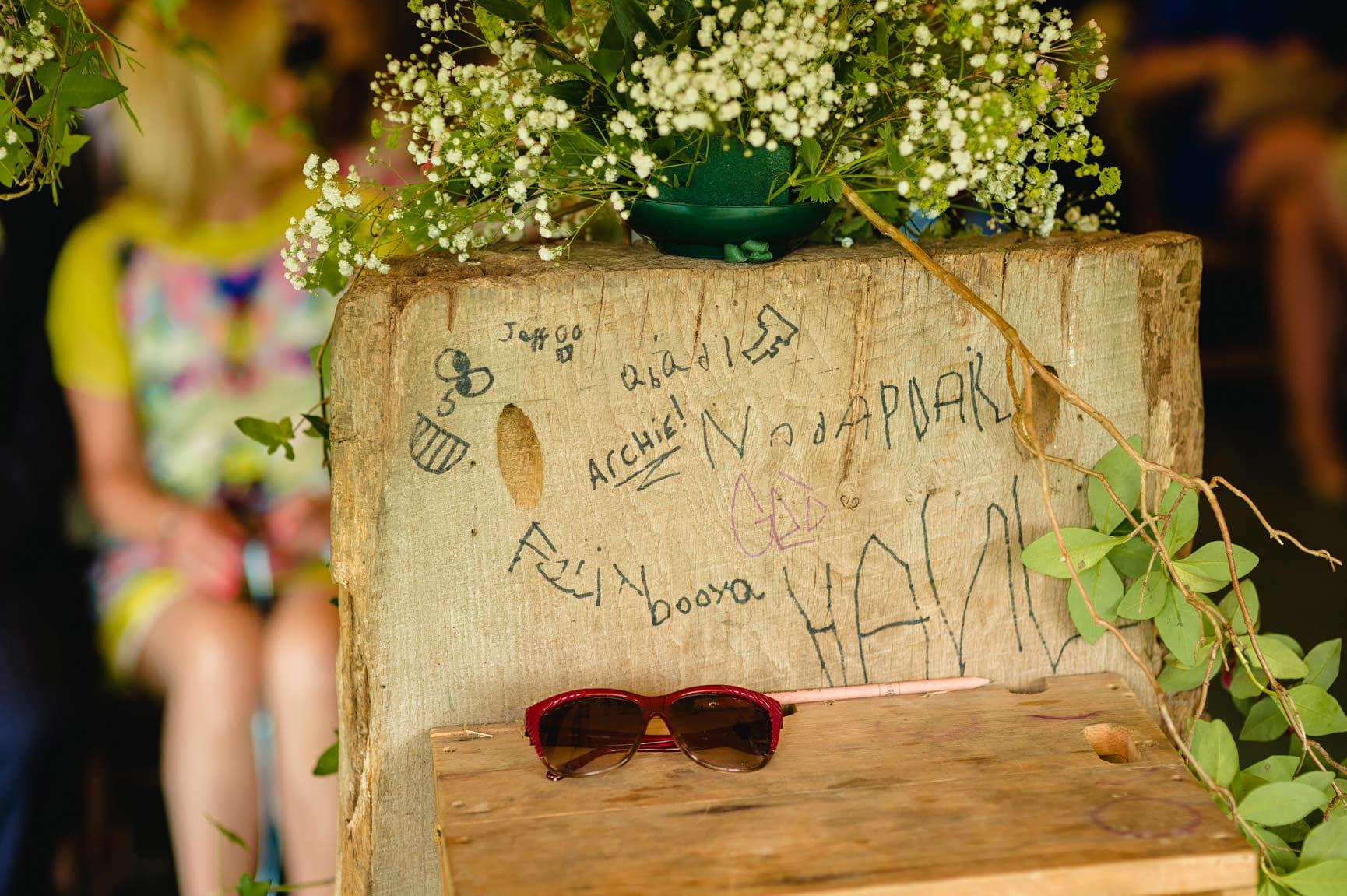 Fforest Wedding, Cardigan, Wales - Lauren and Gareth 55