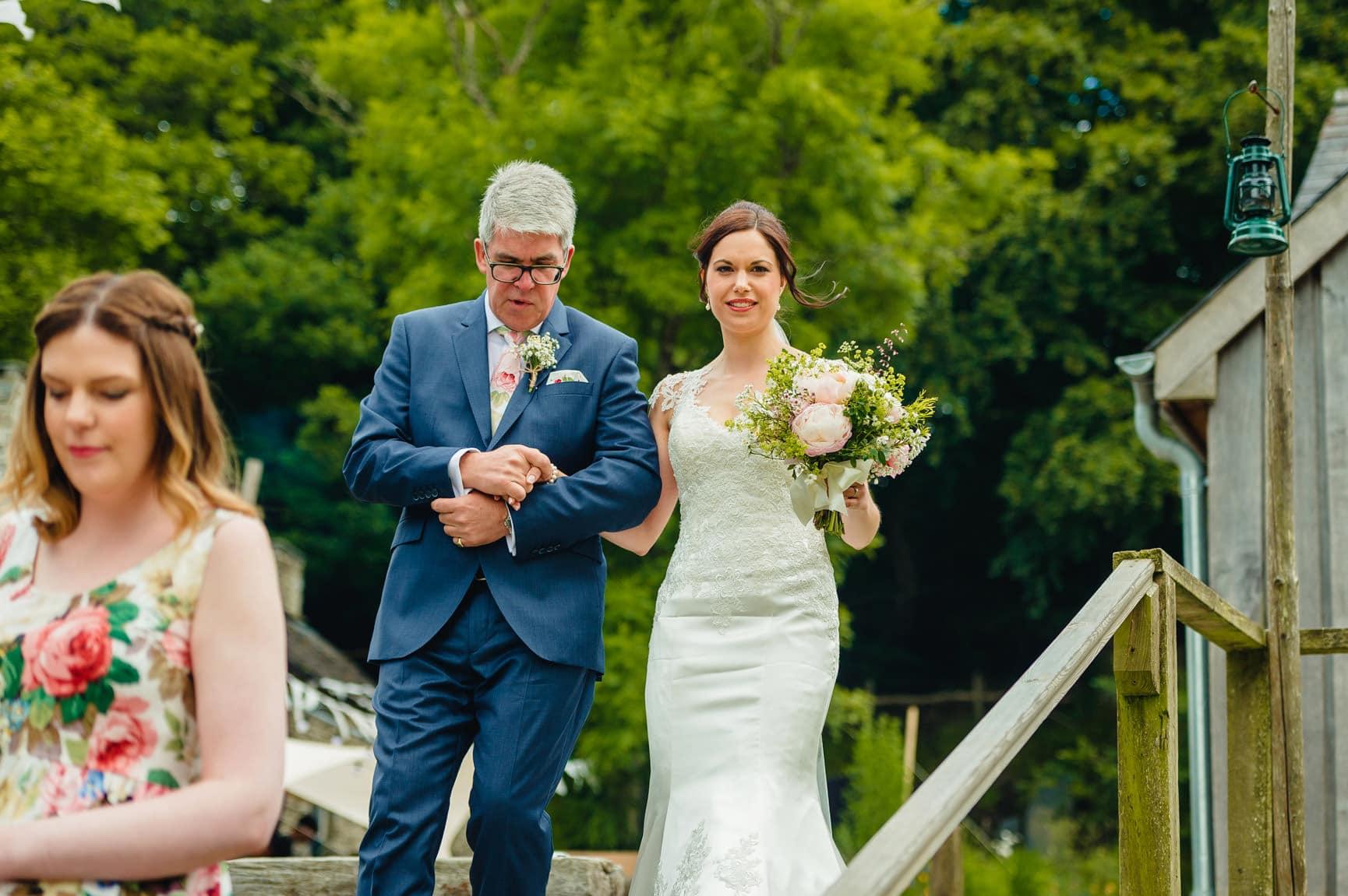 Fforest Wedding, Cardigan, Wales - Lauren and Gareth 60