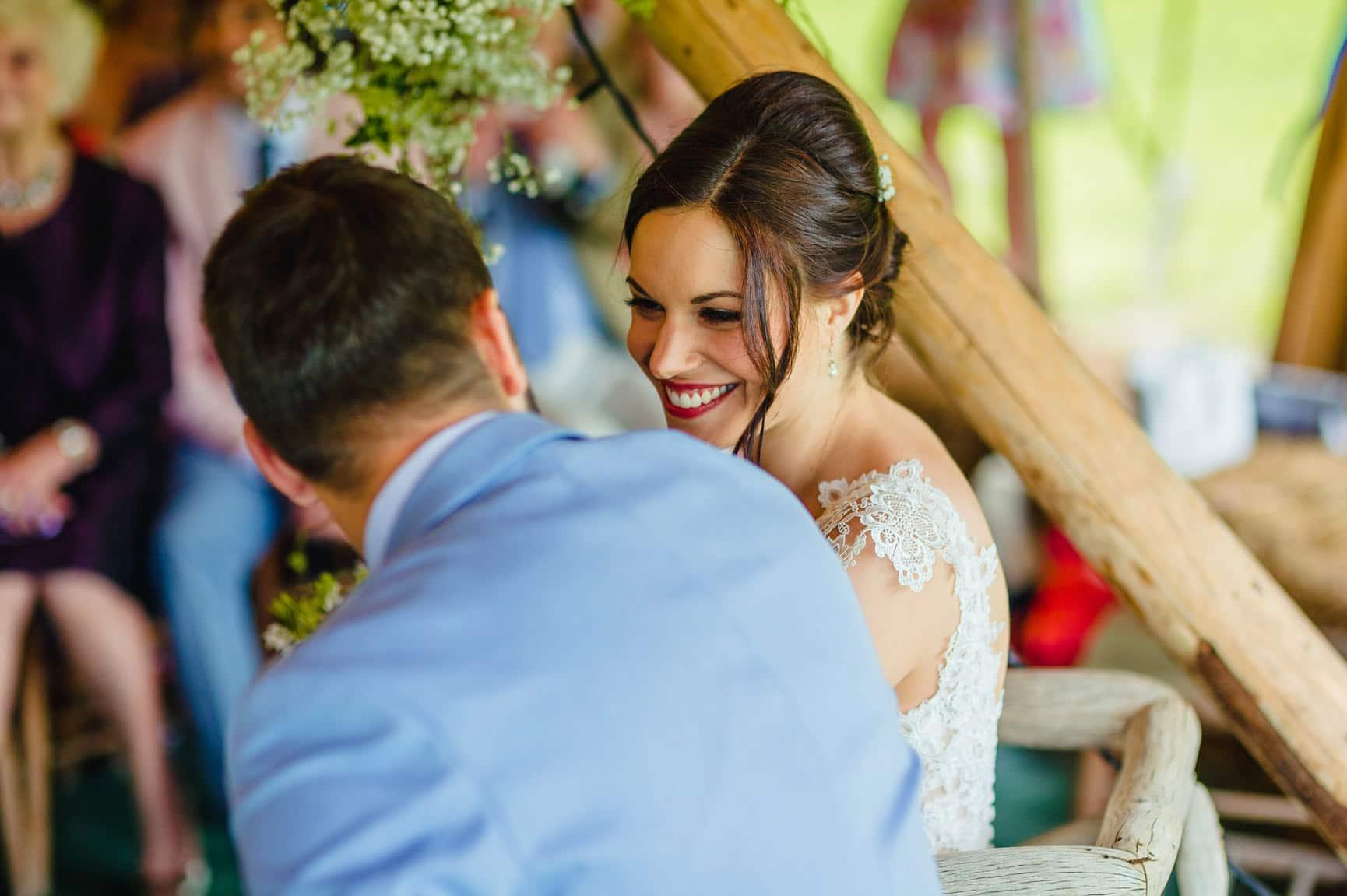 Fforest Wedding, Cardigan, Wales - Lauren and Gareth 63