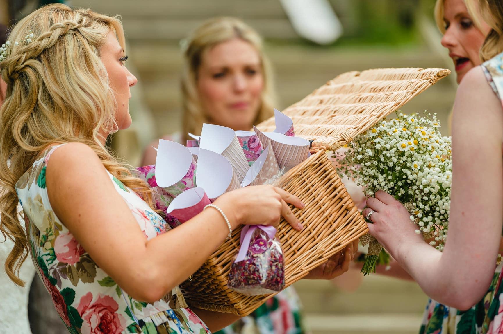 Fforest Wedding, Cardigan, Wales - Lauren and Gareth 67