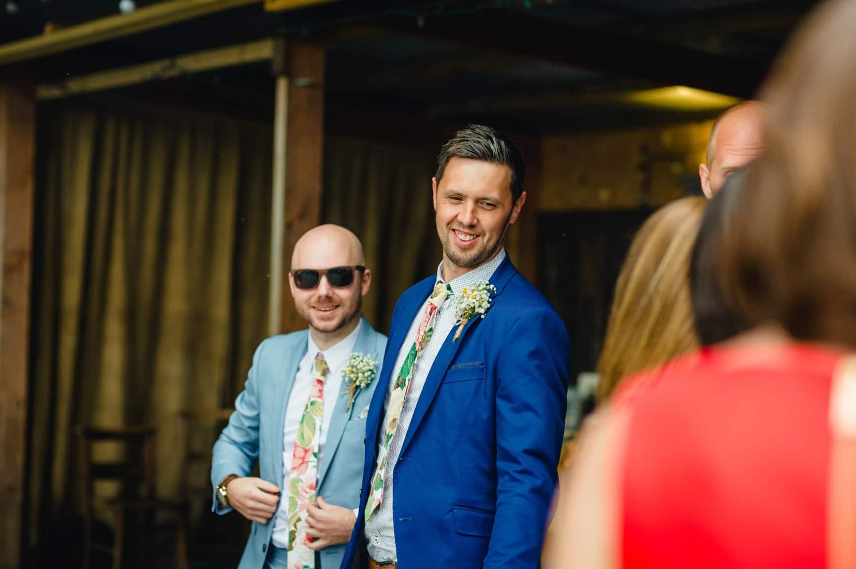 Fforest Wedding, Cardigan, Wales - Lauren and Gareth 77