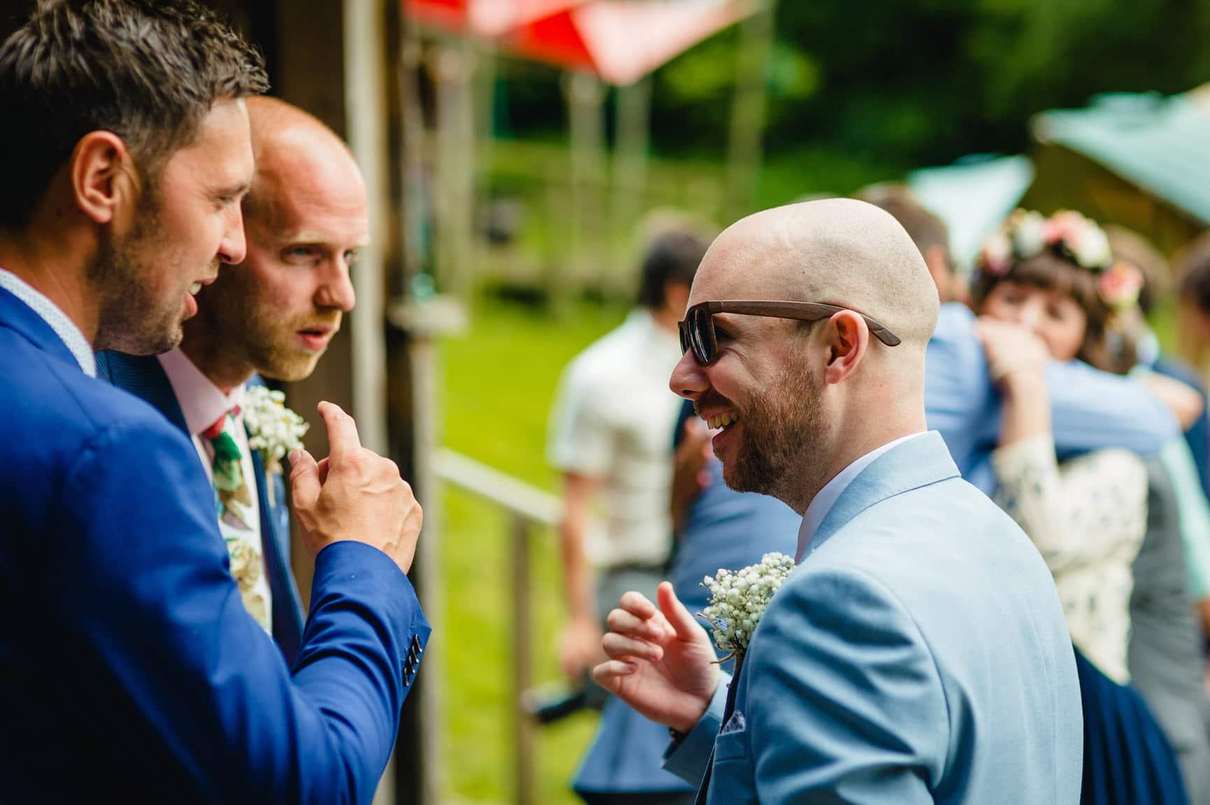 Fforest Wedding, Cardigan, Wales - Lauren and Gareth 80