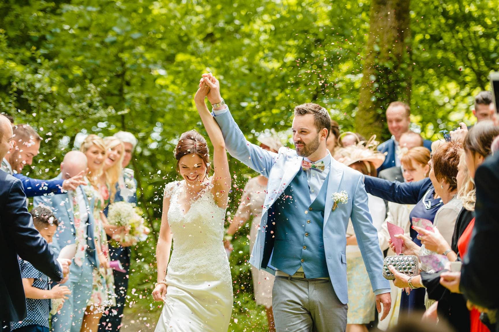 Fforest Wedding, Cardigan, Wales - Lauren and Gareth 68