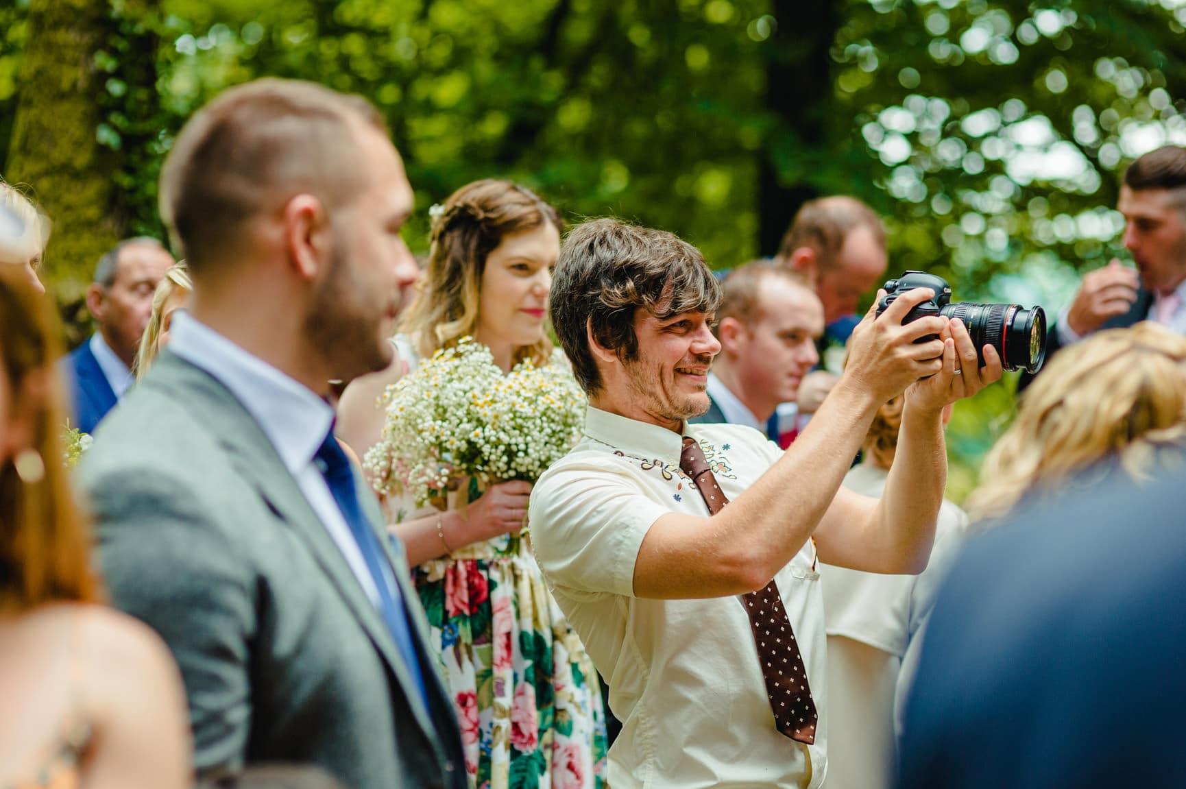 Fforest Wedding, Cardigan, Wales - Lauren and Gareth 86