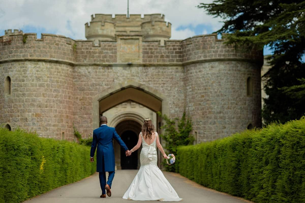 Eastnor Castle wedding in Herefordshire, West Midlands - Helen + Barrington 108