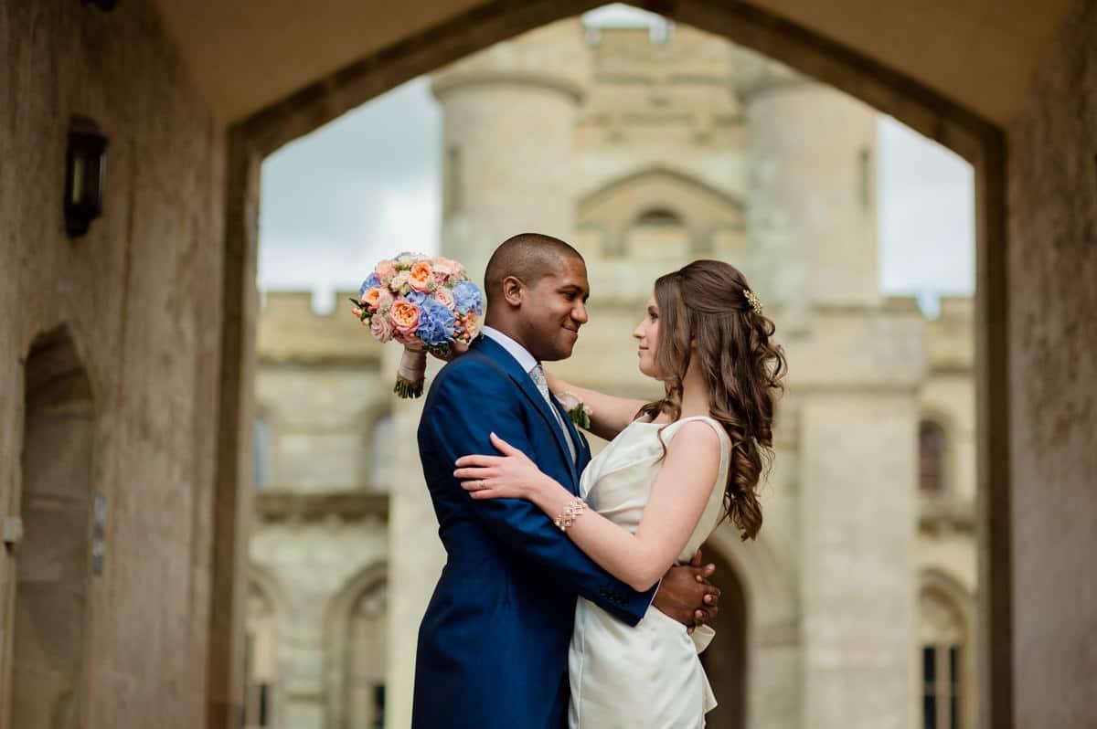 Eastnor Castle wedding in Herefordshire, West Midlands - Helen + Barrington 120