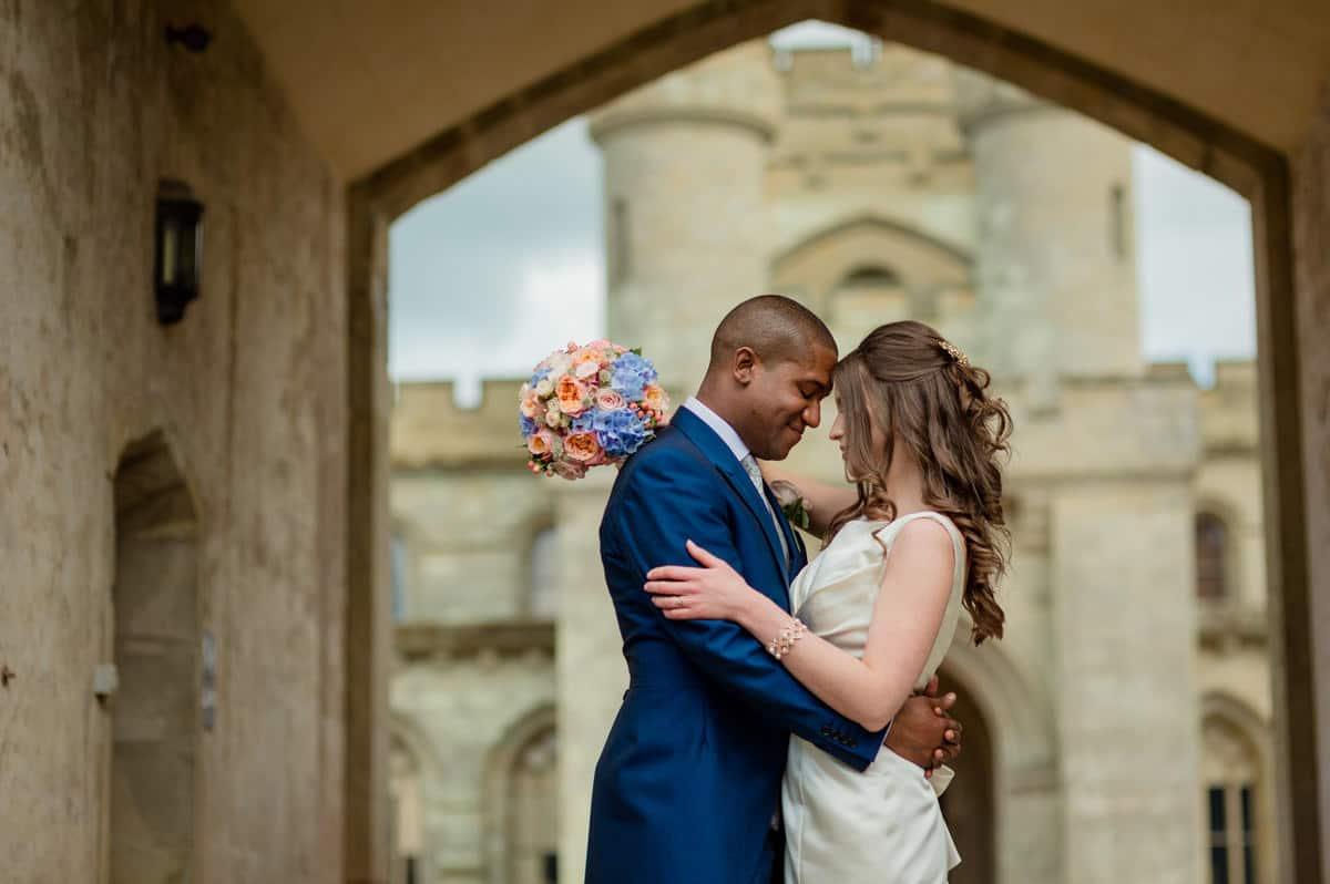 Eastnor Castle wedding in Herefordshire, West Midlands - Helen + Barrington 84