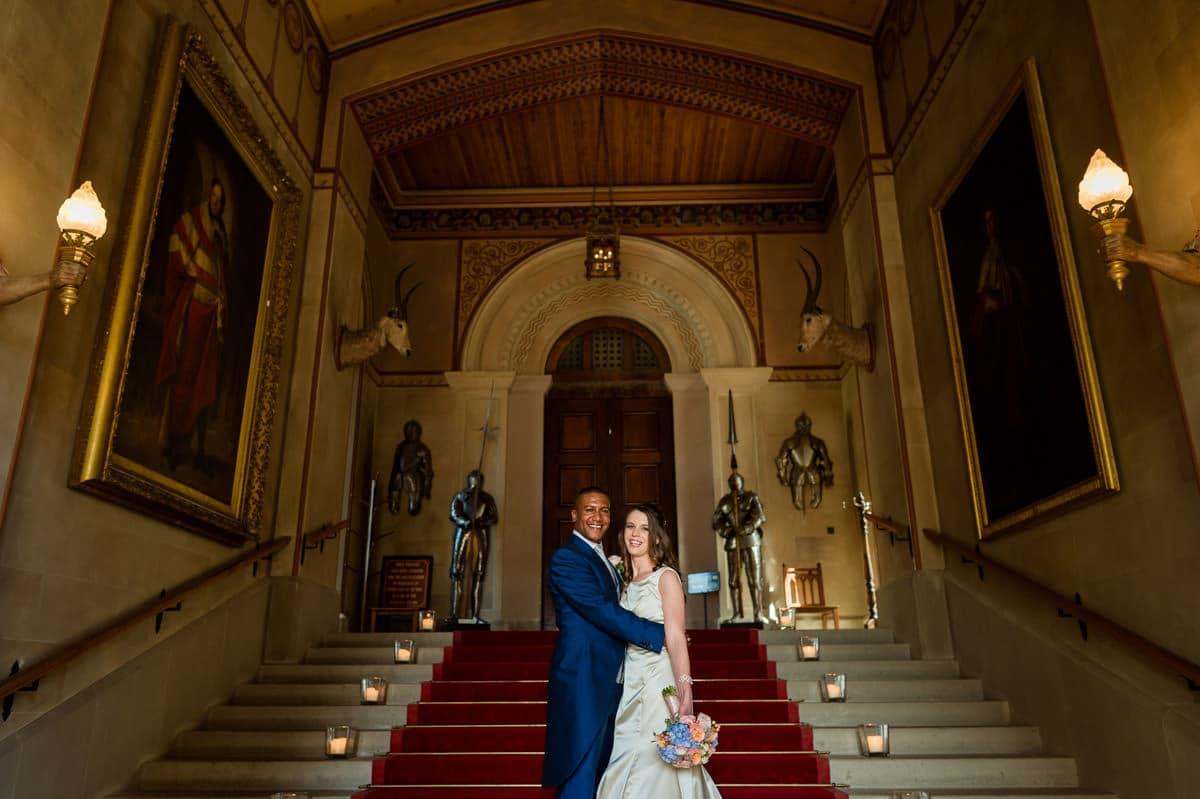 Eastnor Castle wedding in Herefordshire, West Midlands - Helen + Barrington 122