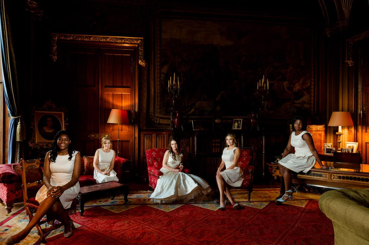 Eastnor Castle wedding in Herefordshire, West Midlands - Helen + Barrington 121