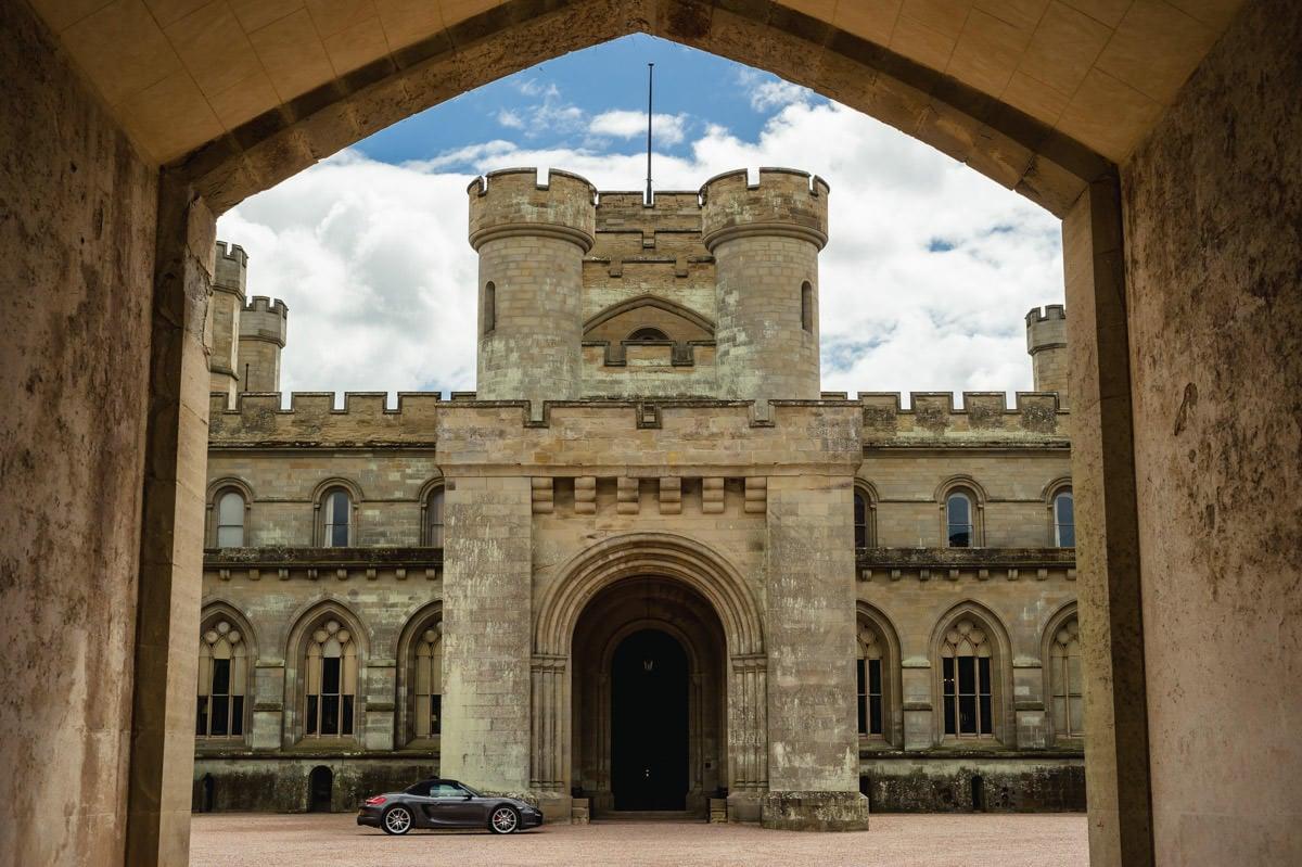 Eastnor Castle wedding in Herefordshire, West Midlands - Helen + Barrington 16