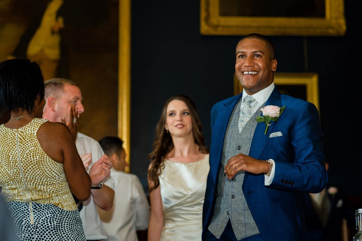 Eastnor Castle wedding in Herefordshire, West Midlands - Helen + Barrington 109