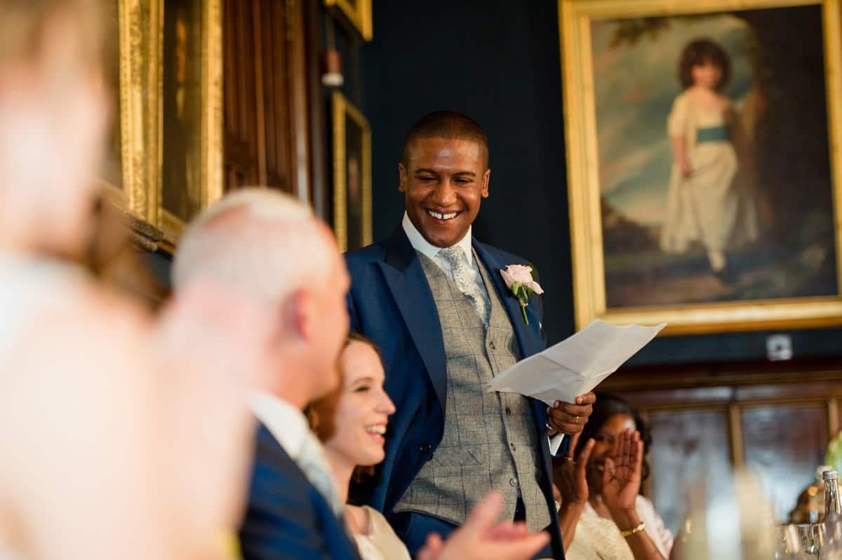 Eastnor Castle wedding in Herefordshire, West Midlands - Helen + Barrington 118