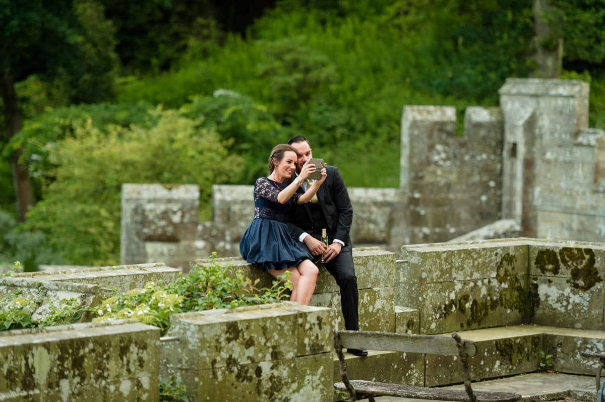Eastnor Castle wedding in Herefordshire, West Midlands - Helen + Barrington 98