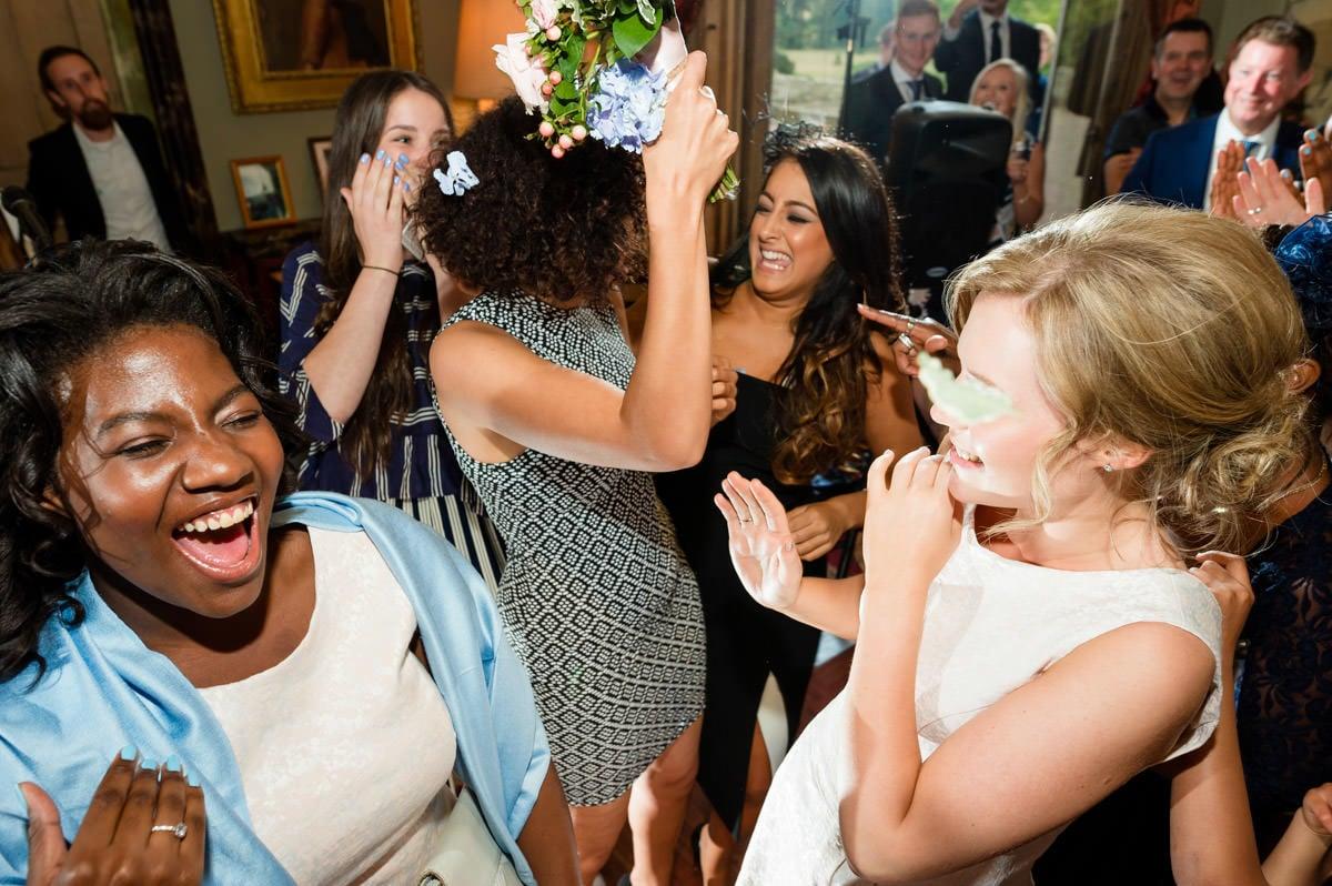 Eastnor Castle wedding in Herefordshire, West Midlands - Helen + Barrington 135
