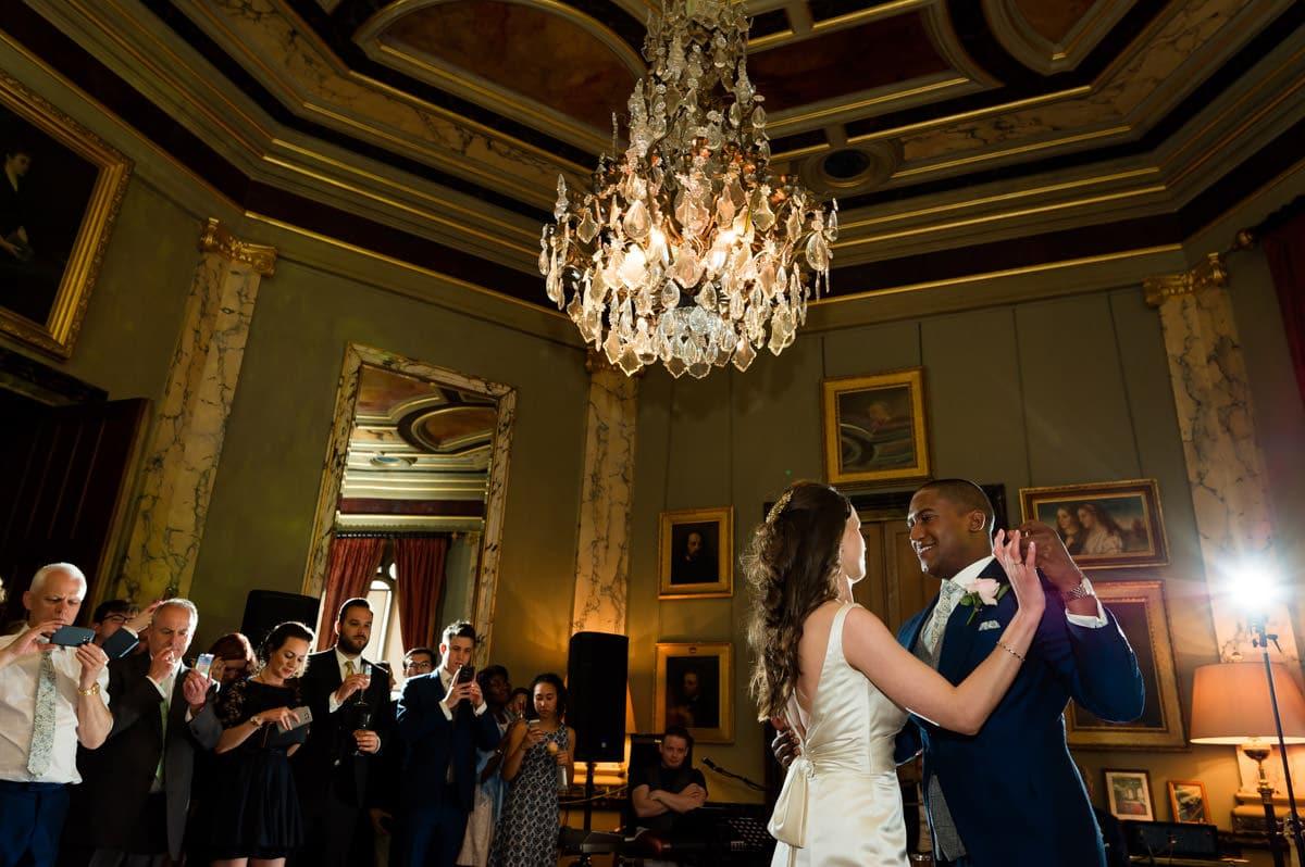 Eastnor Castle wedding in Herefordshire, West Midlands - Helen + Barrington 138