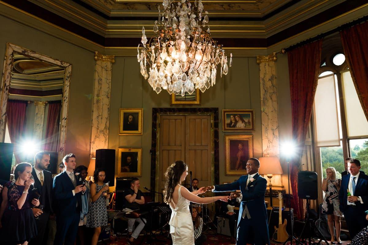 Eastnor Castle wedding in Herefordshire, West Midlands - Helen + Barrington 140