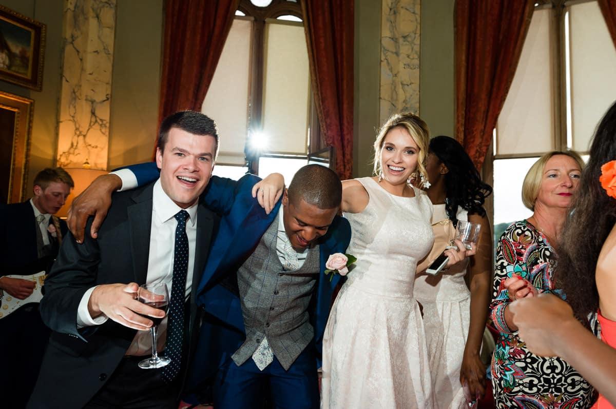 Eastnor Castle wedding in Herefordshire, West Midlands - Helen + Barrington 141