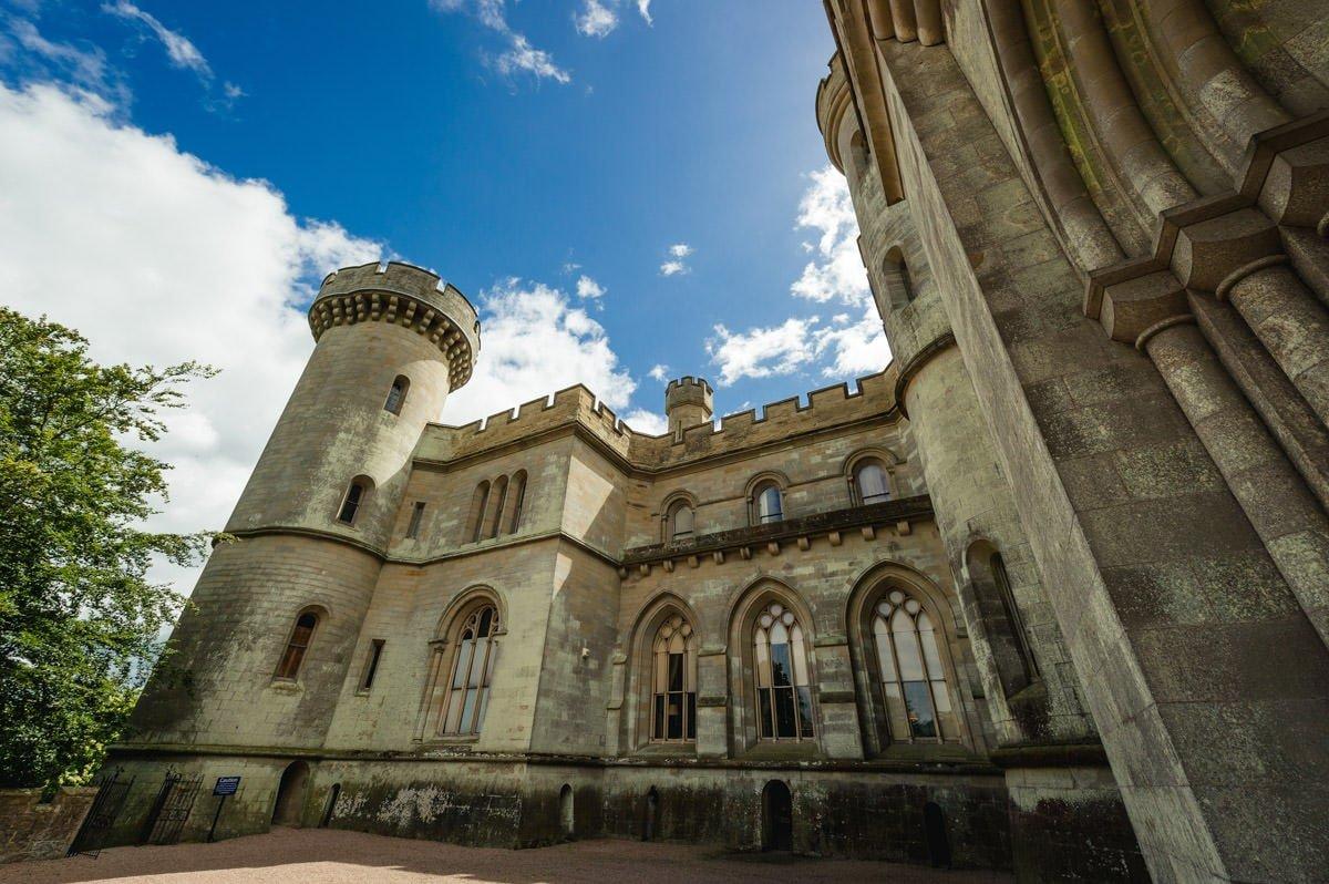 Eastnor Castle wedding in Herefordshire, West Midlands - Helen + Barrington 34