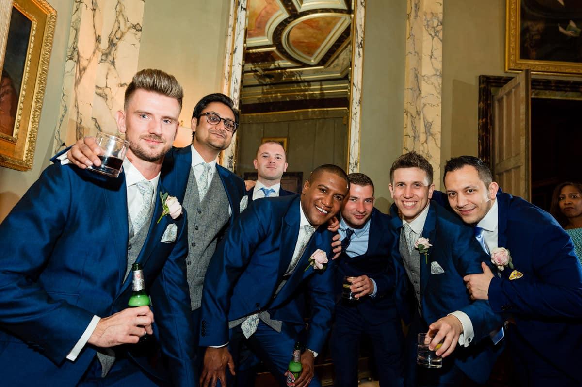 Eastnor Castle wedding in Herefordshire, West Midlands - Helen + Barrington 136